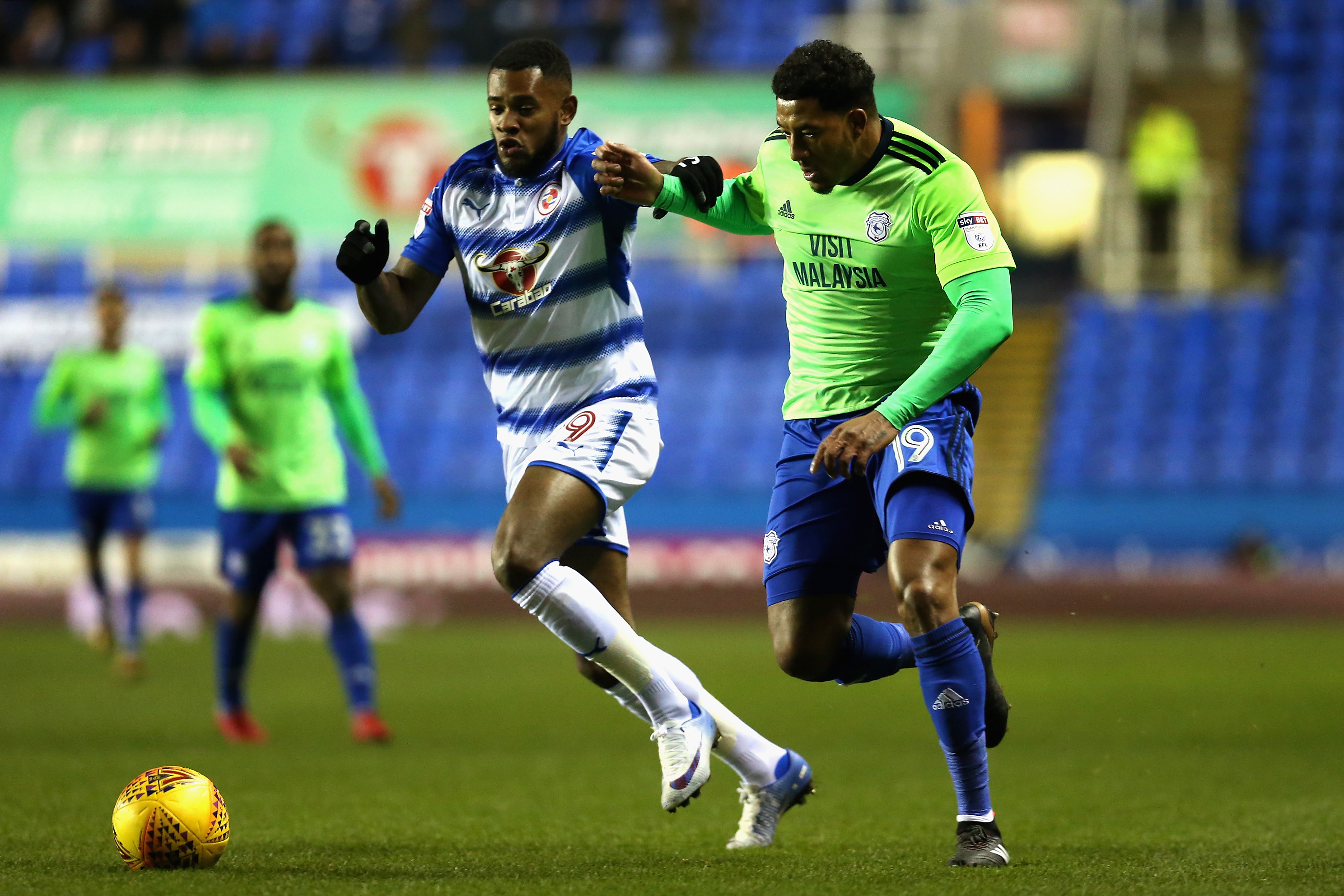Reading v Cardiff City - Sky Bet Championship