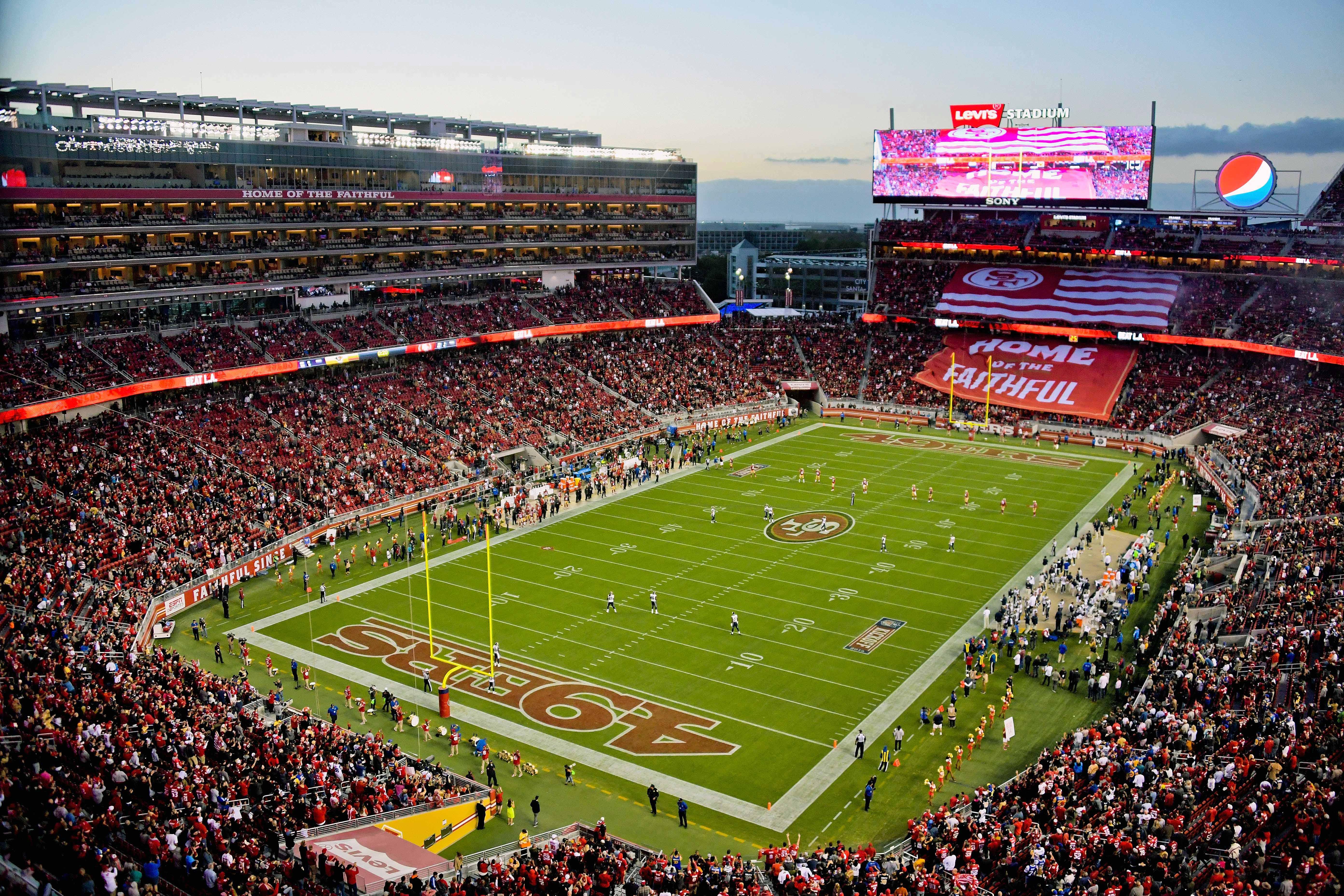 NFL: Los Angeles Rams at San Francisco 49ers