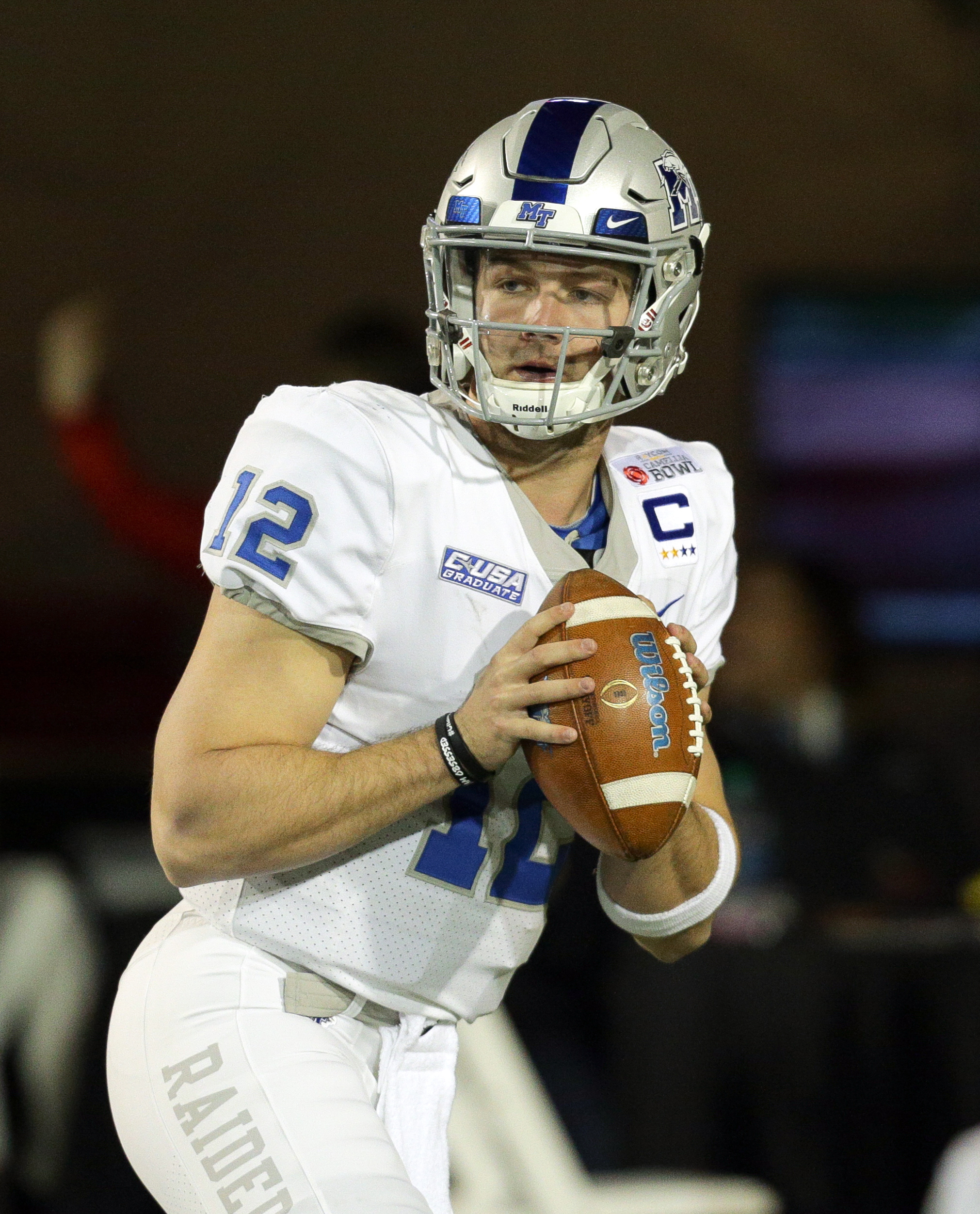 NCAA Football:  Camellia Bowl-Arkansas State vs Middle Tennessee
