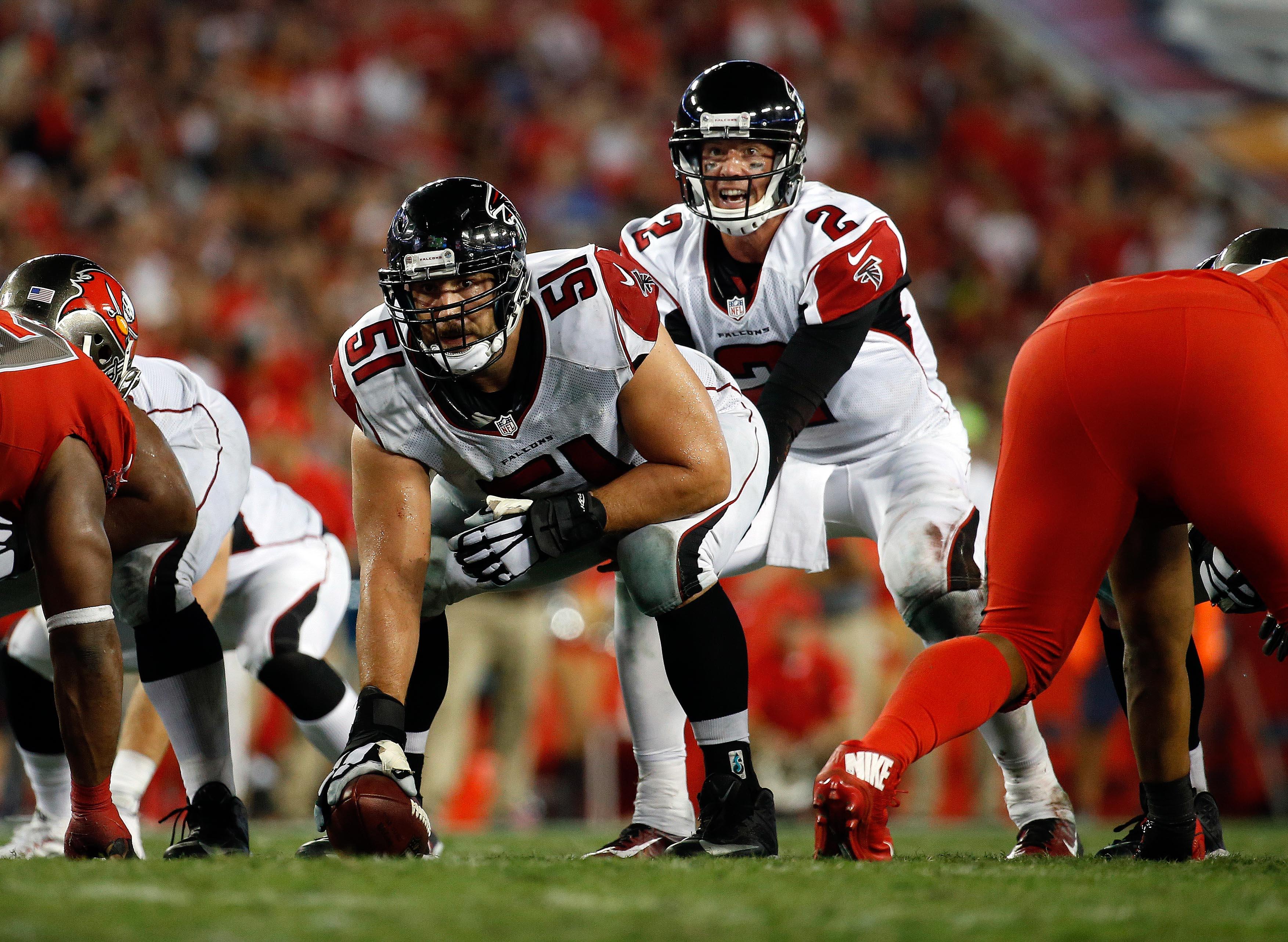 NFL: Atlanta Falcons at Tampa Bay Buccaneers