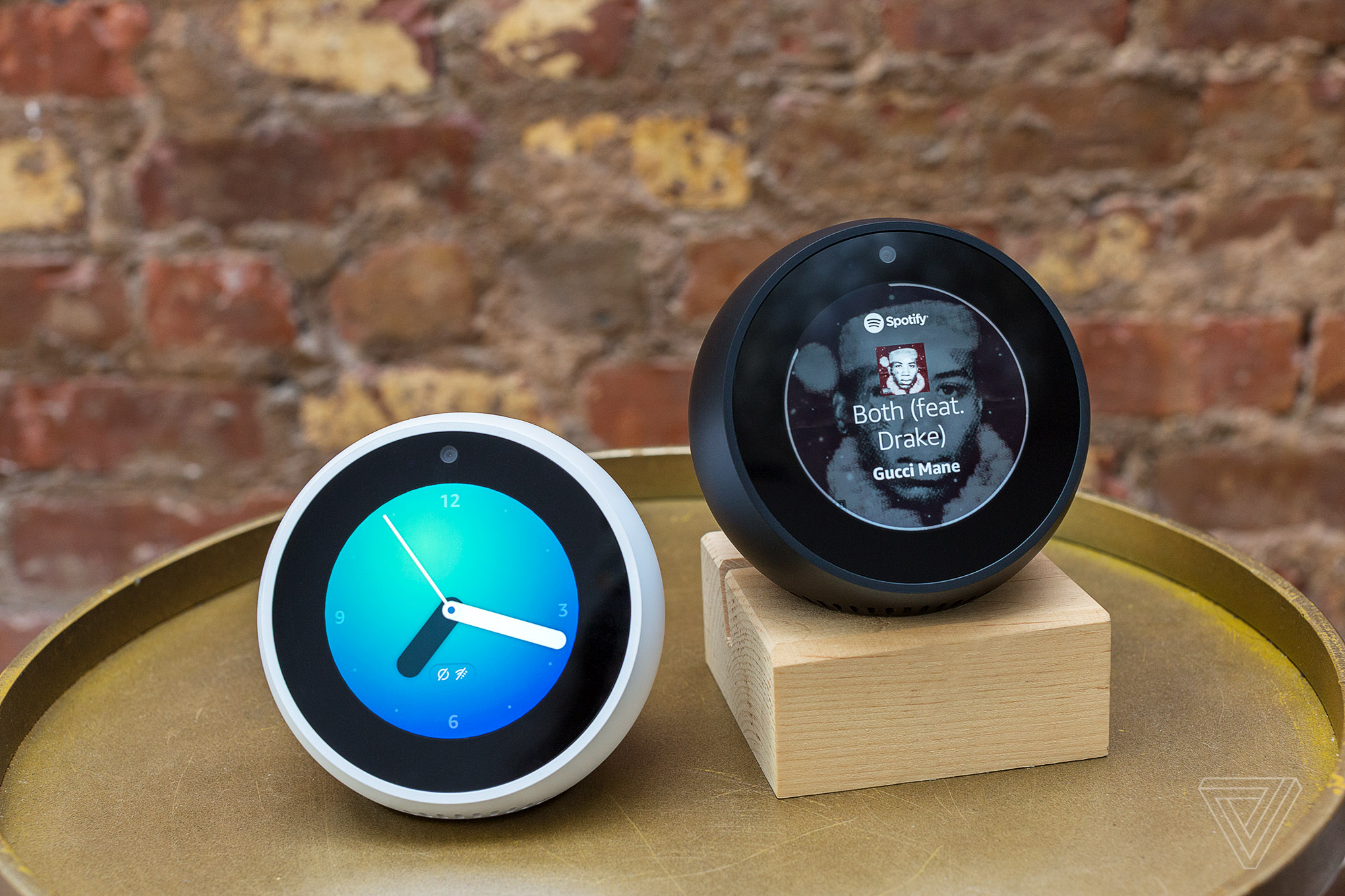 Smart Alarm Clock >> Amazon Echo Spot Review An Almost Perfect Smart Alarm Clock The Verge