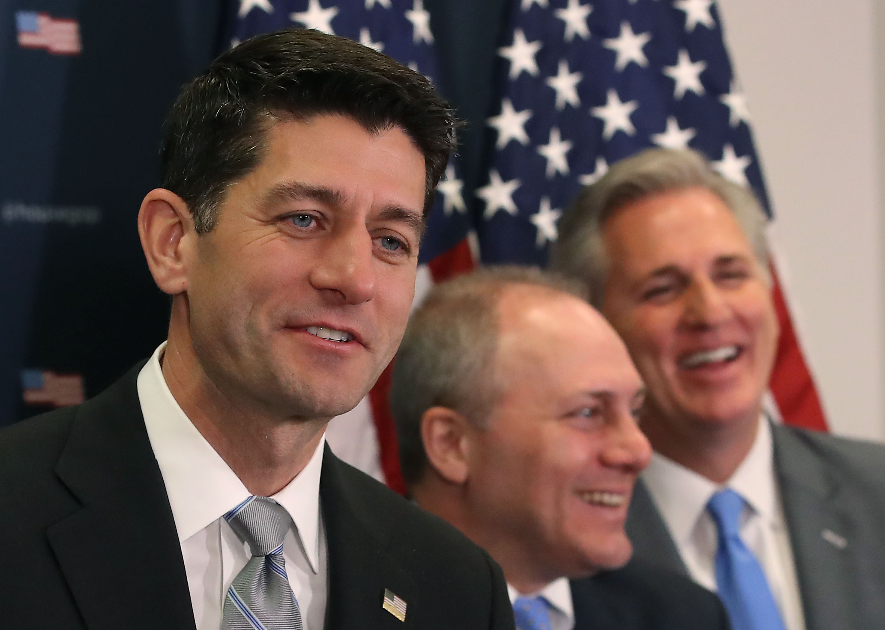 Top Republicans are already talking about cutting Medicare and Social Security next
