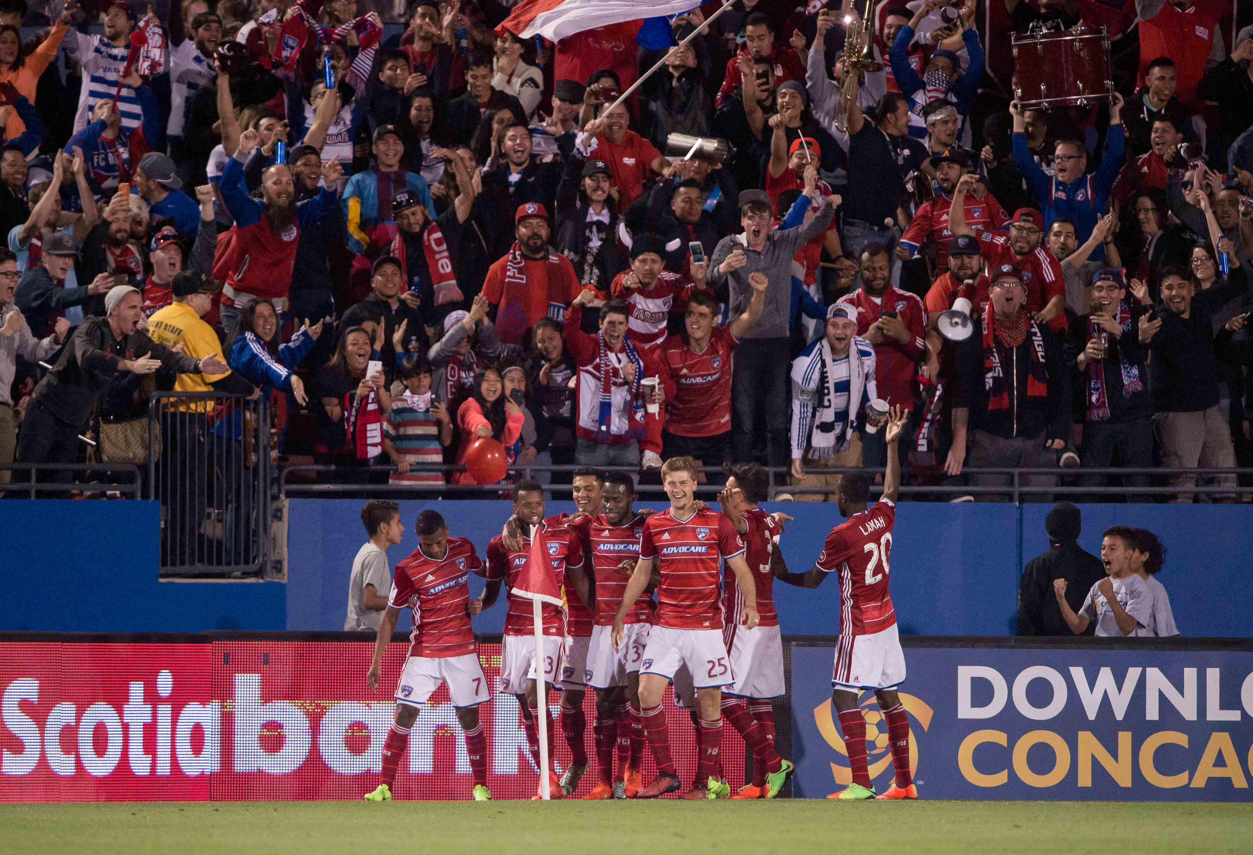 CONCACAF Champions League - Big D Soccer