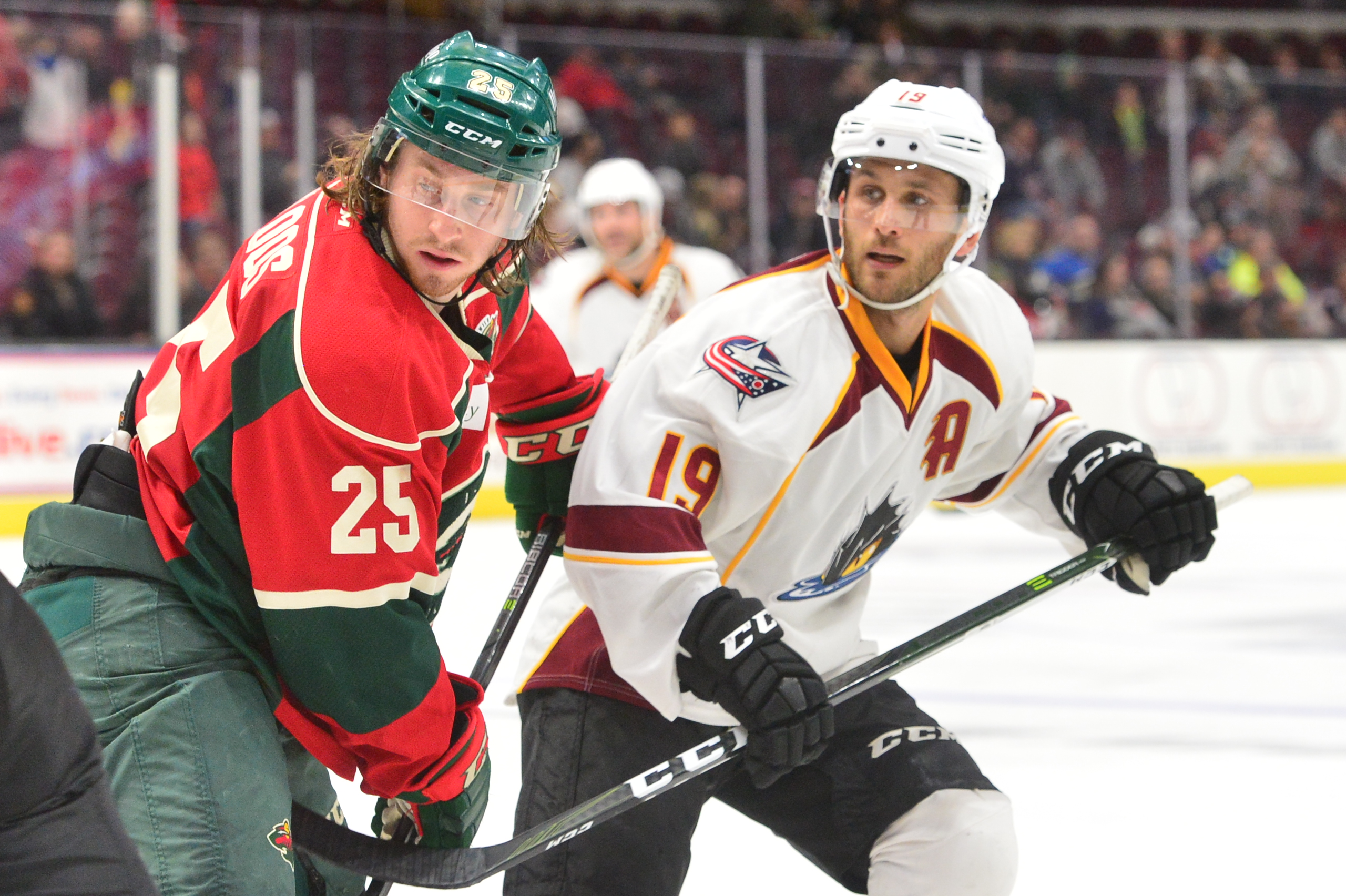 AHL: Monsters Blanked By Iowa Wild, 3-0