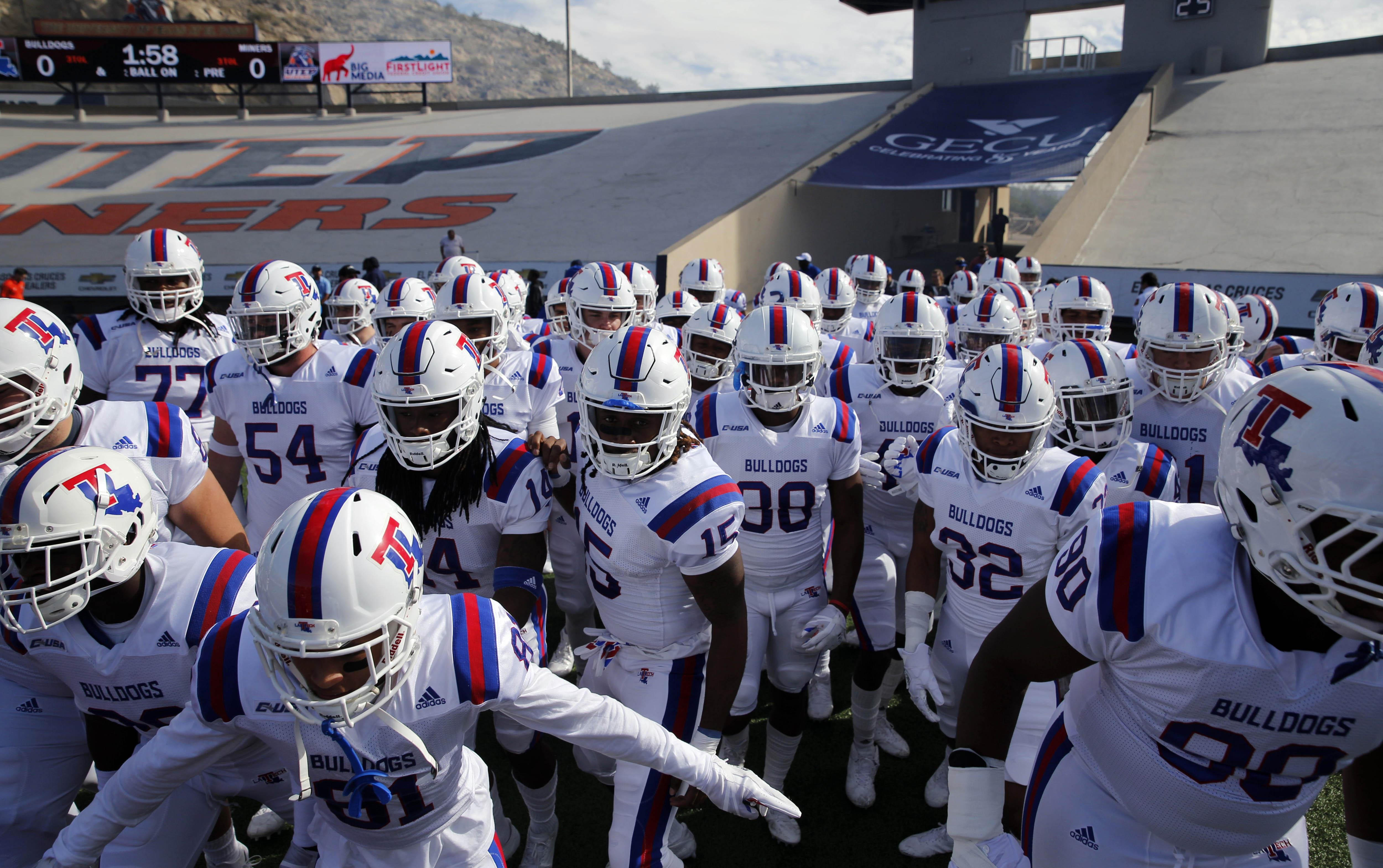 NCAA Football: Louisiana Tech at Texas El Paso