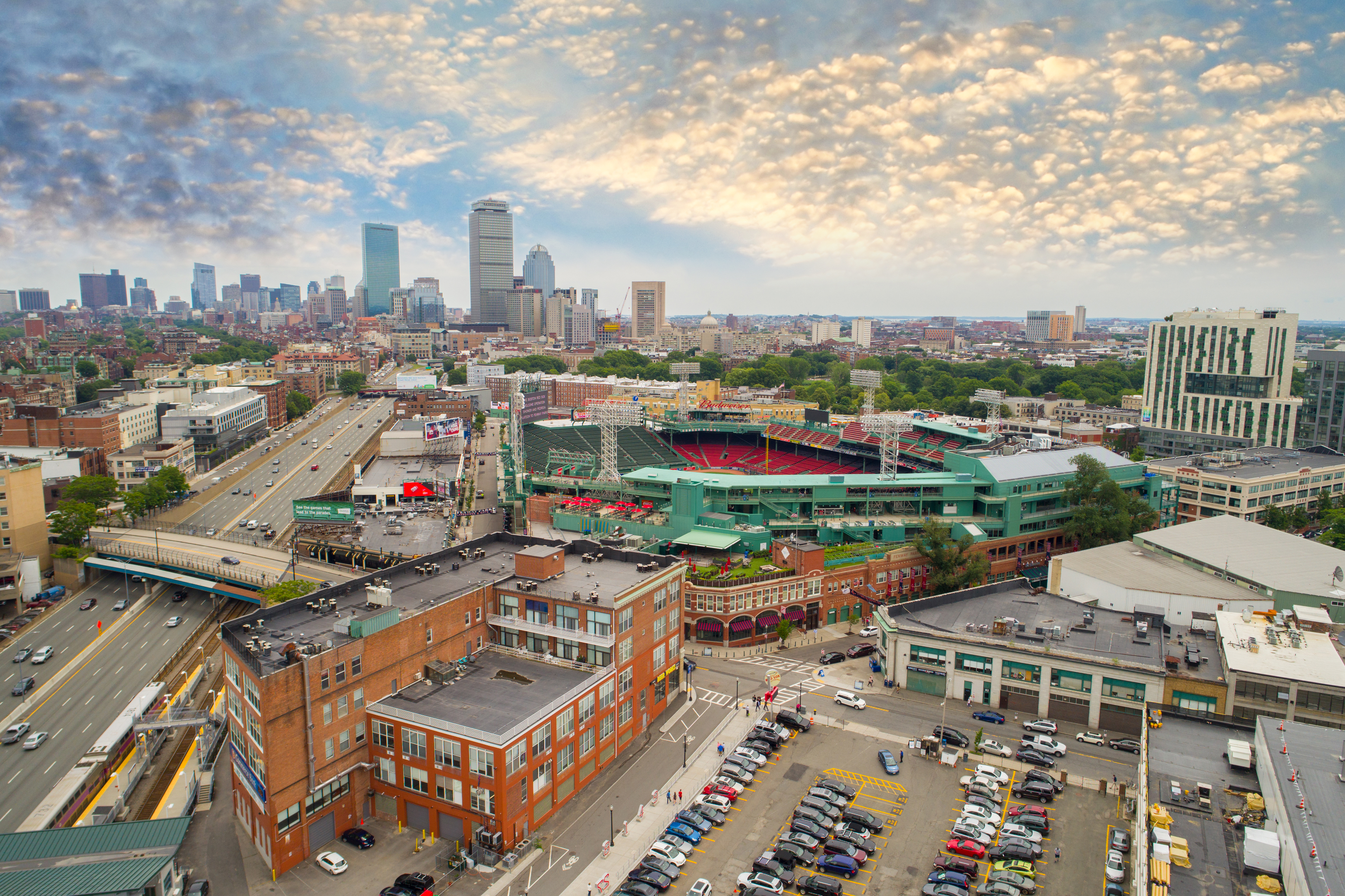 Curbed Cup Elite Eight: (3) Bulfinch Triangle/Government Center vs. (11)  Fenway