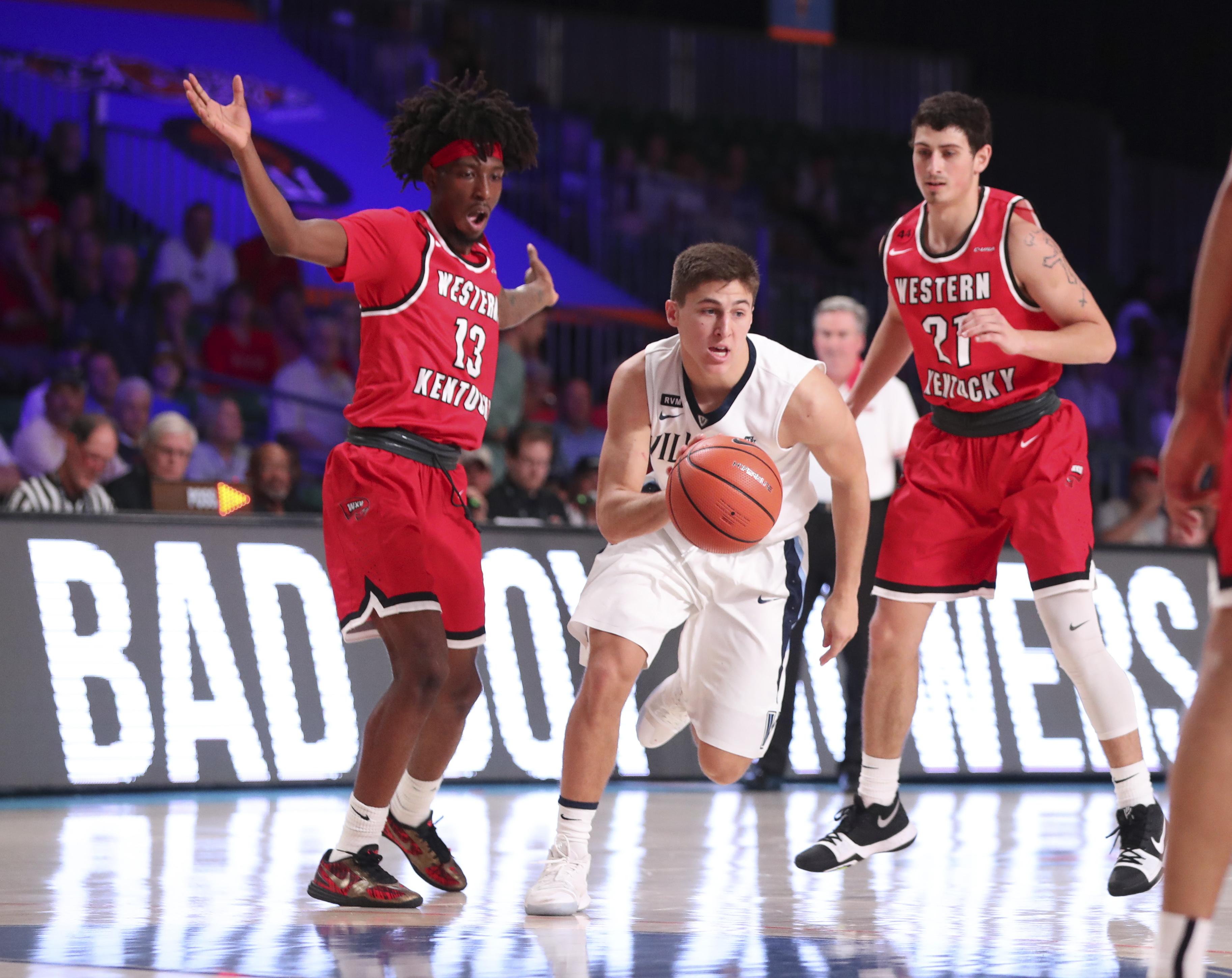 NCAA Basketball: Battle 4 Atlantis-Villanova vs Western Kentucky