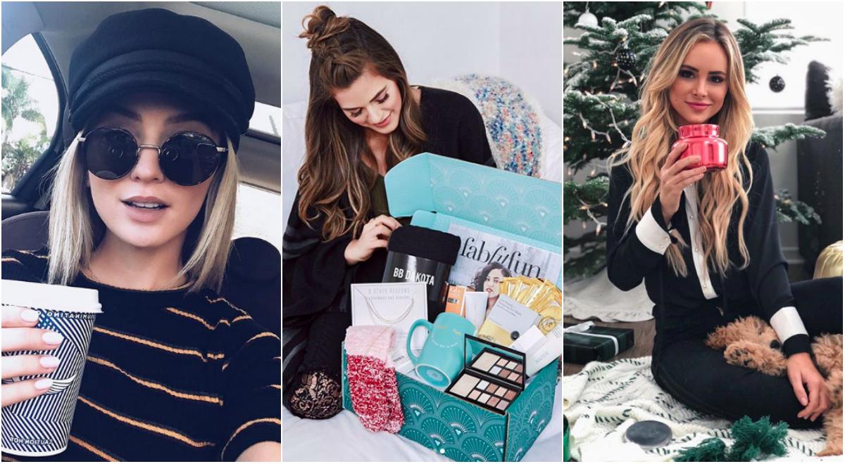 'Bachelor' Instagram stars