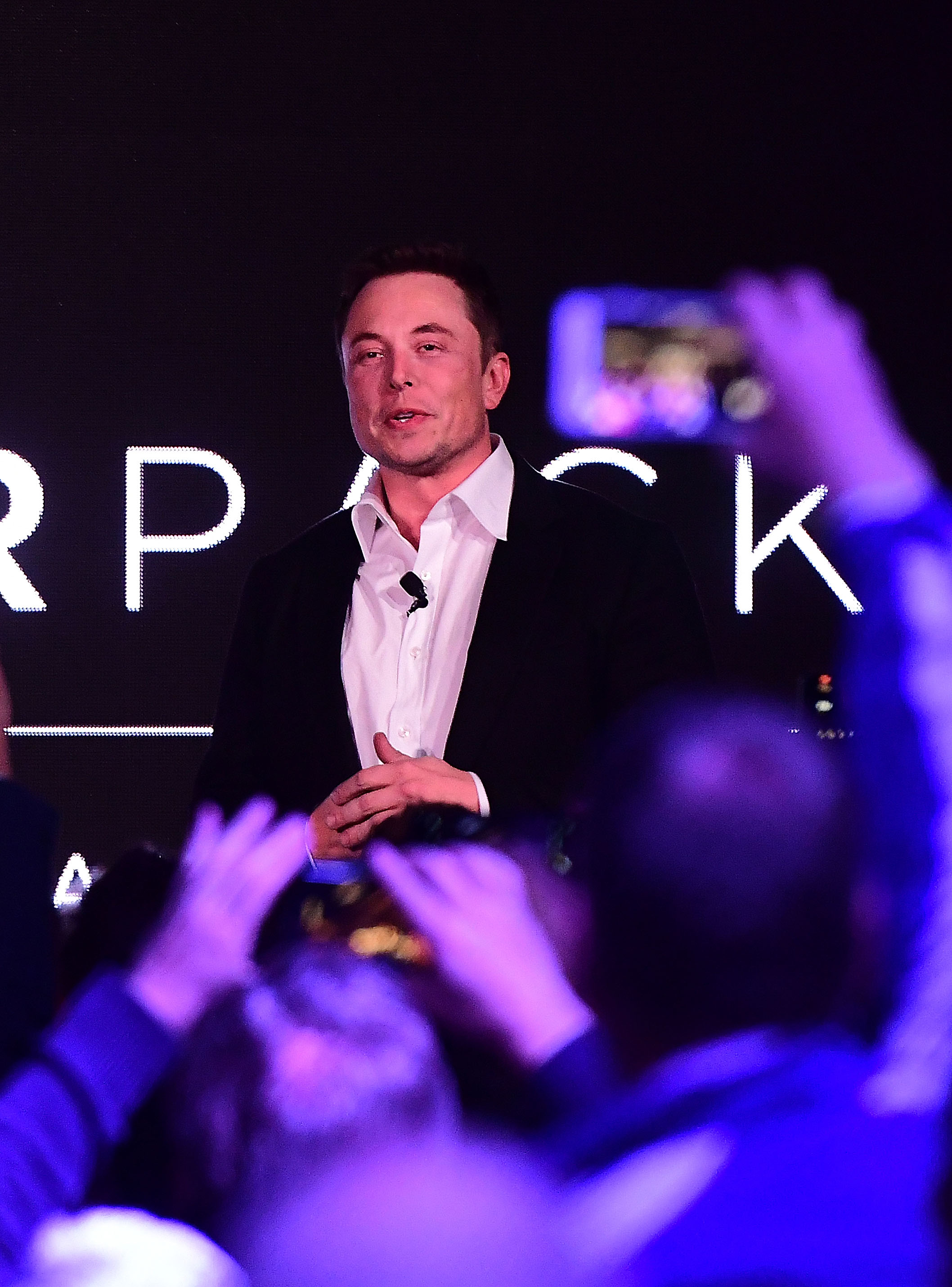Musk is actually an entirely Earth-based businessman.