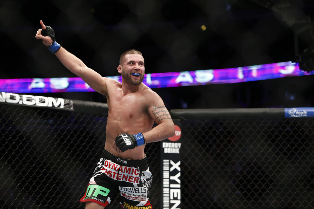 UFC on FOX 10 photos