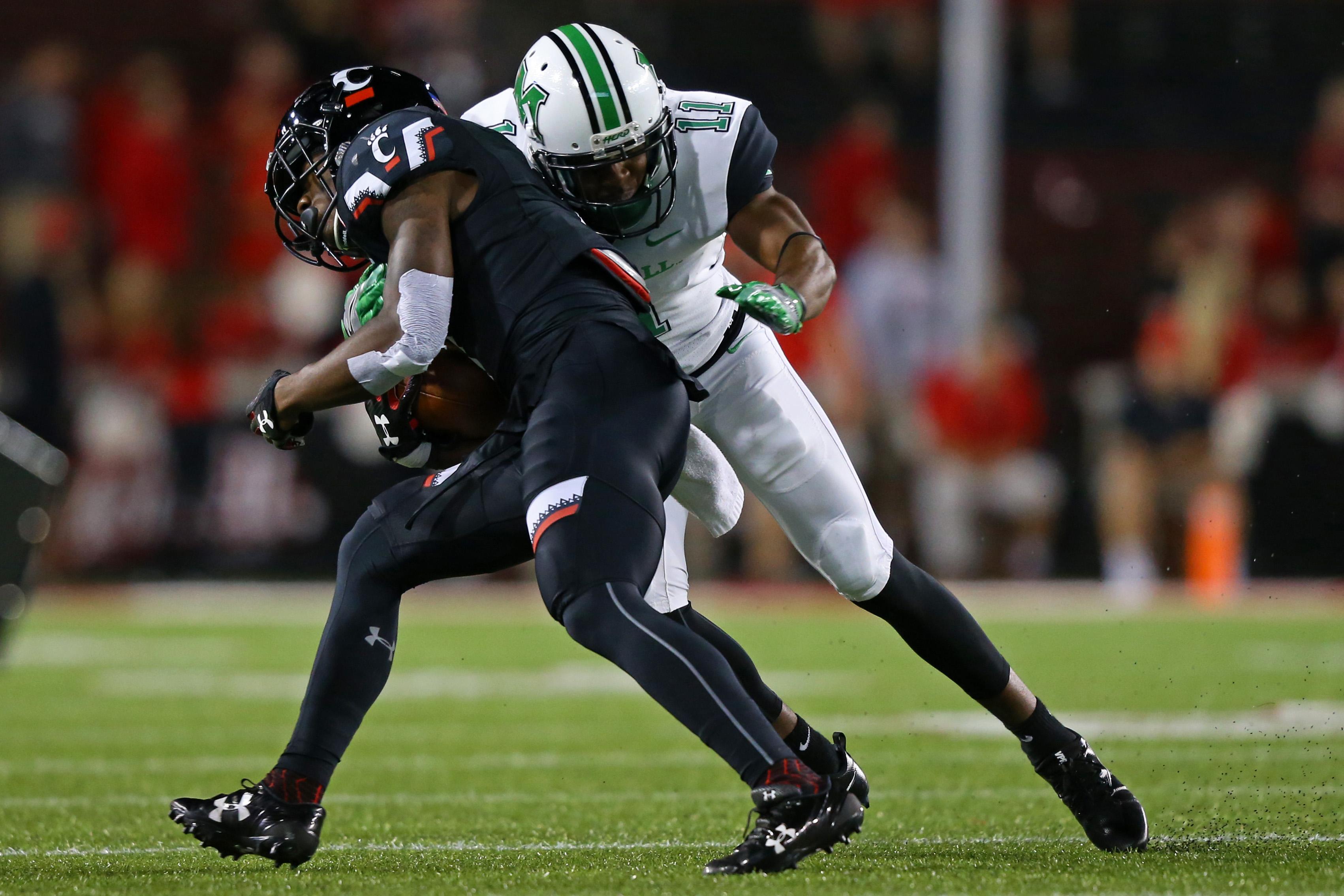 NCAA Football: Marshall at Cincinnati