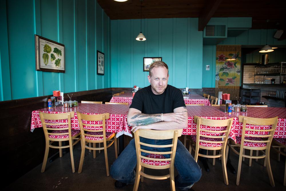 Andy Ricker Portrait