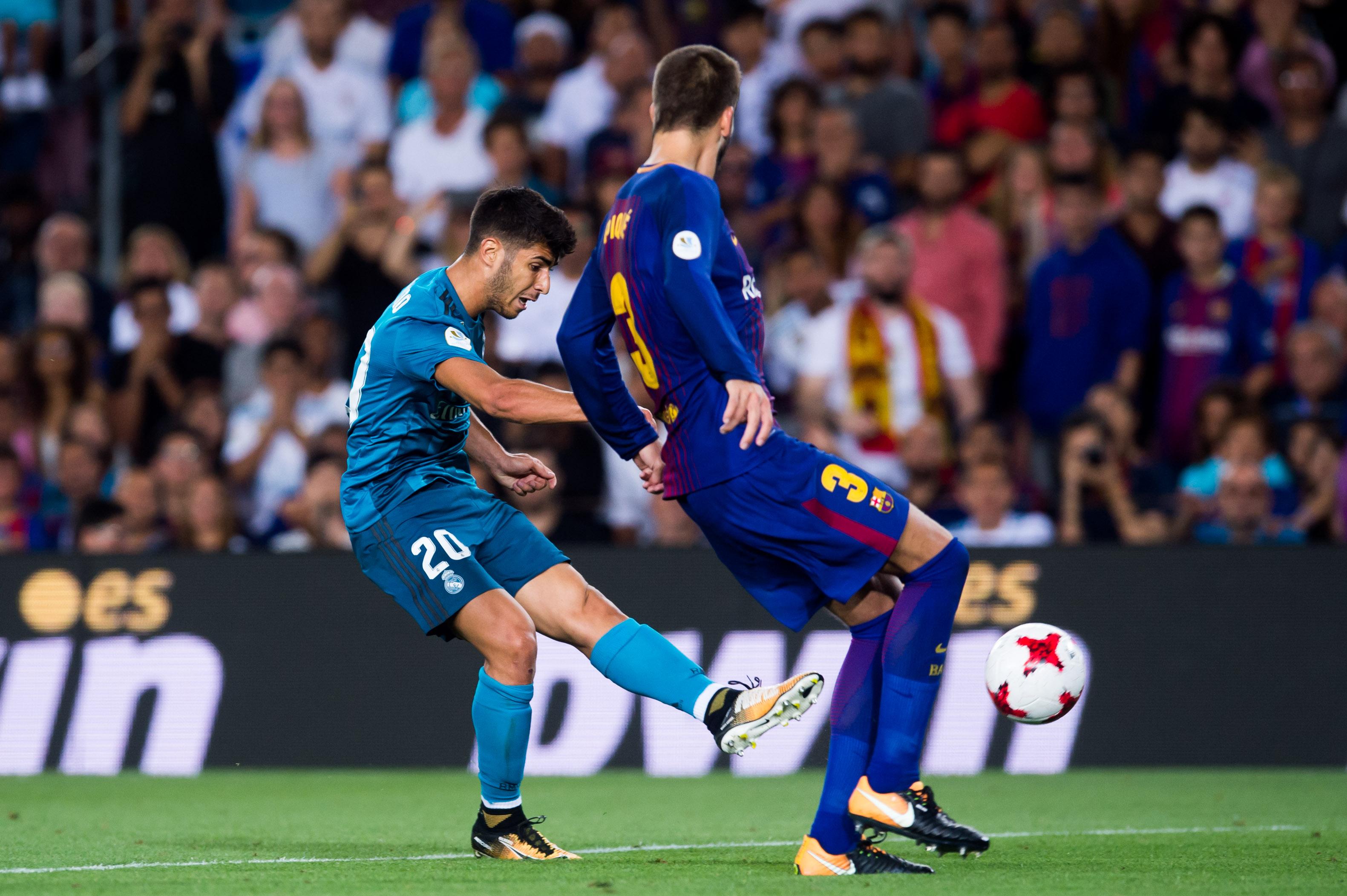 Barcelona Vs: Managing Madrid, A Real Madrid Community