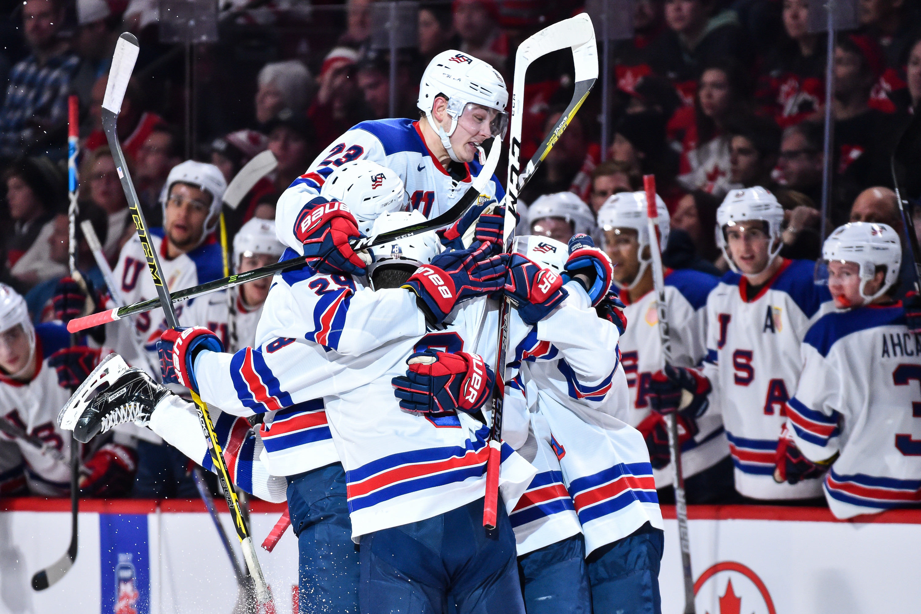 WJC: United States Scouting Reports