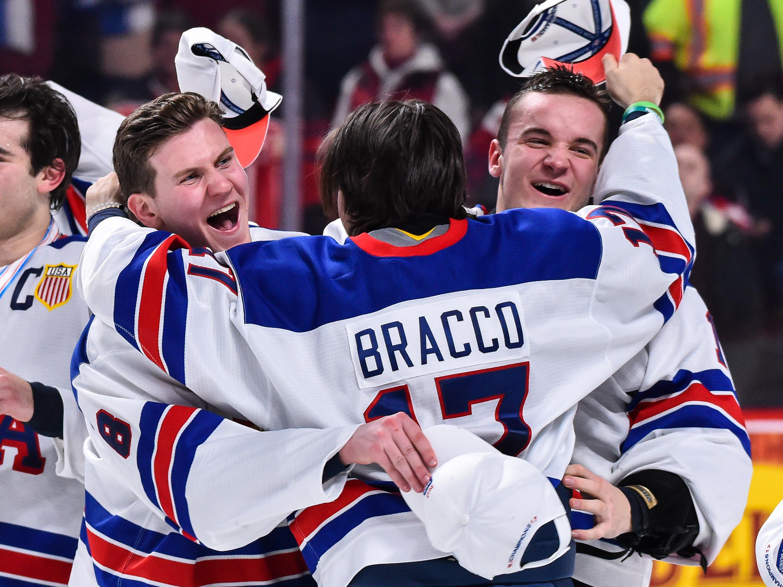 WJC: Ten Minnesota Kids Look To Make Big Impact As Team USA Defends Its Gold Medal
