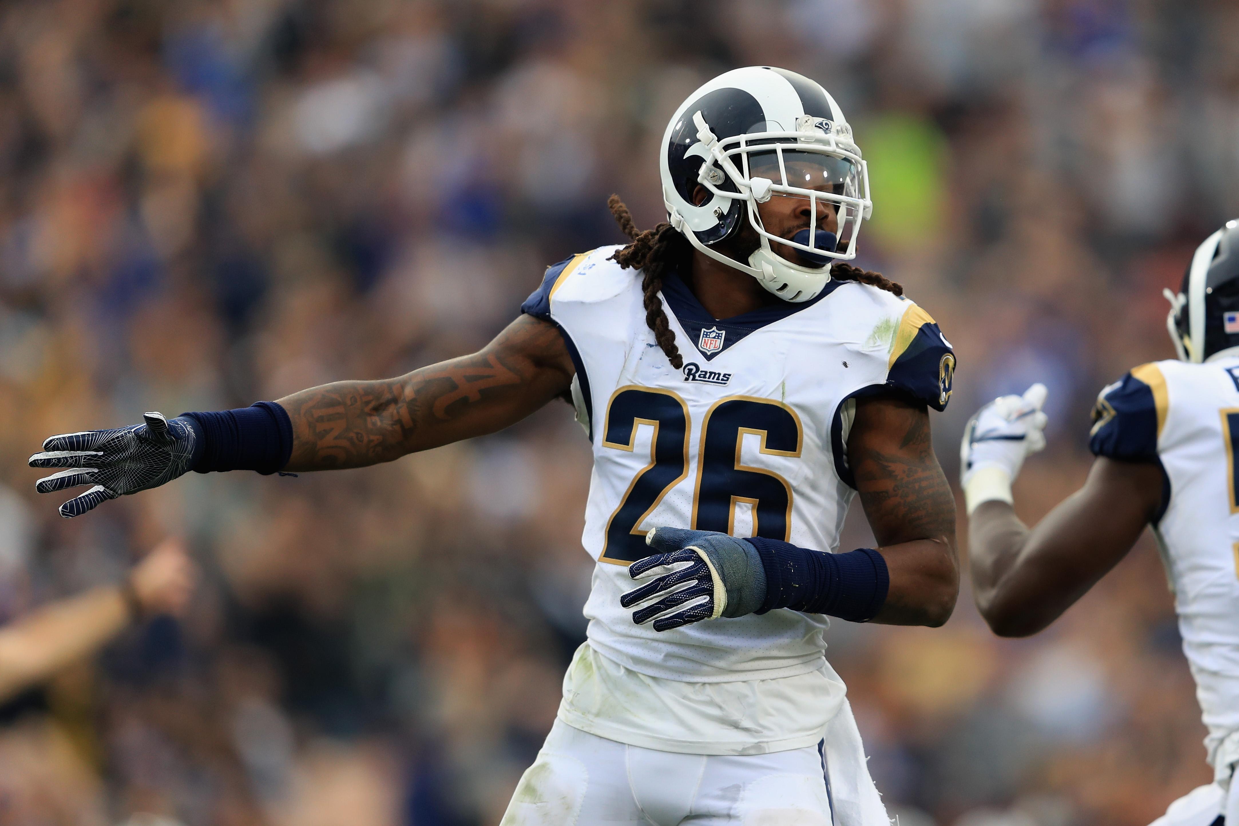 Los Angeles Rams LB Mark Barron