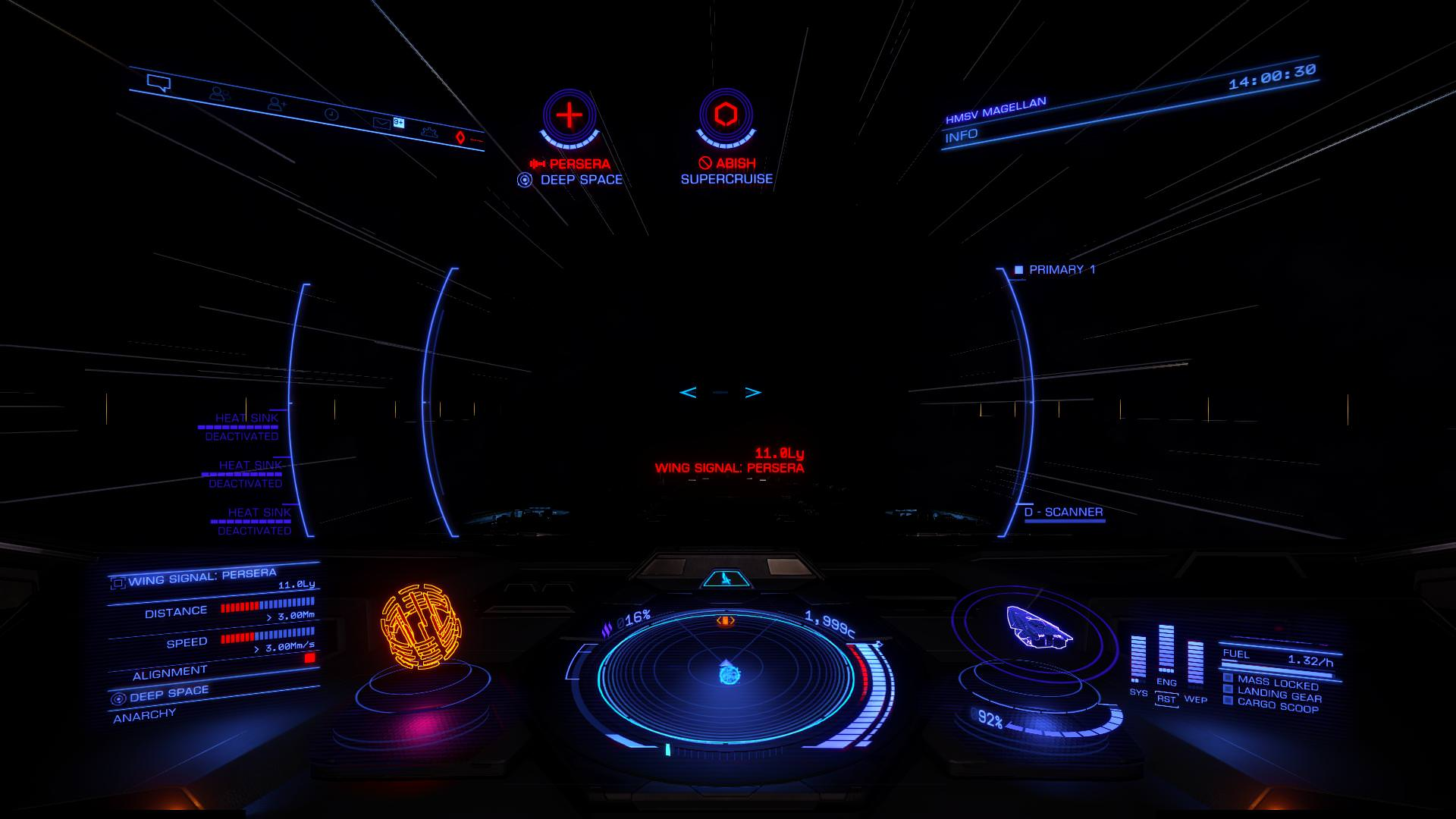 Elite: Dangerous 'Fuel Rats' pull off their biggest rescue ever, from beyond the galaxy's edge