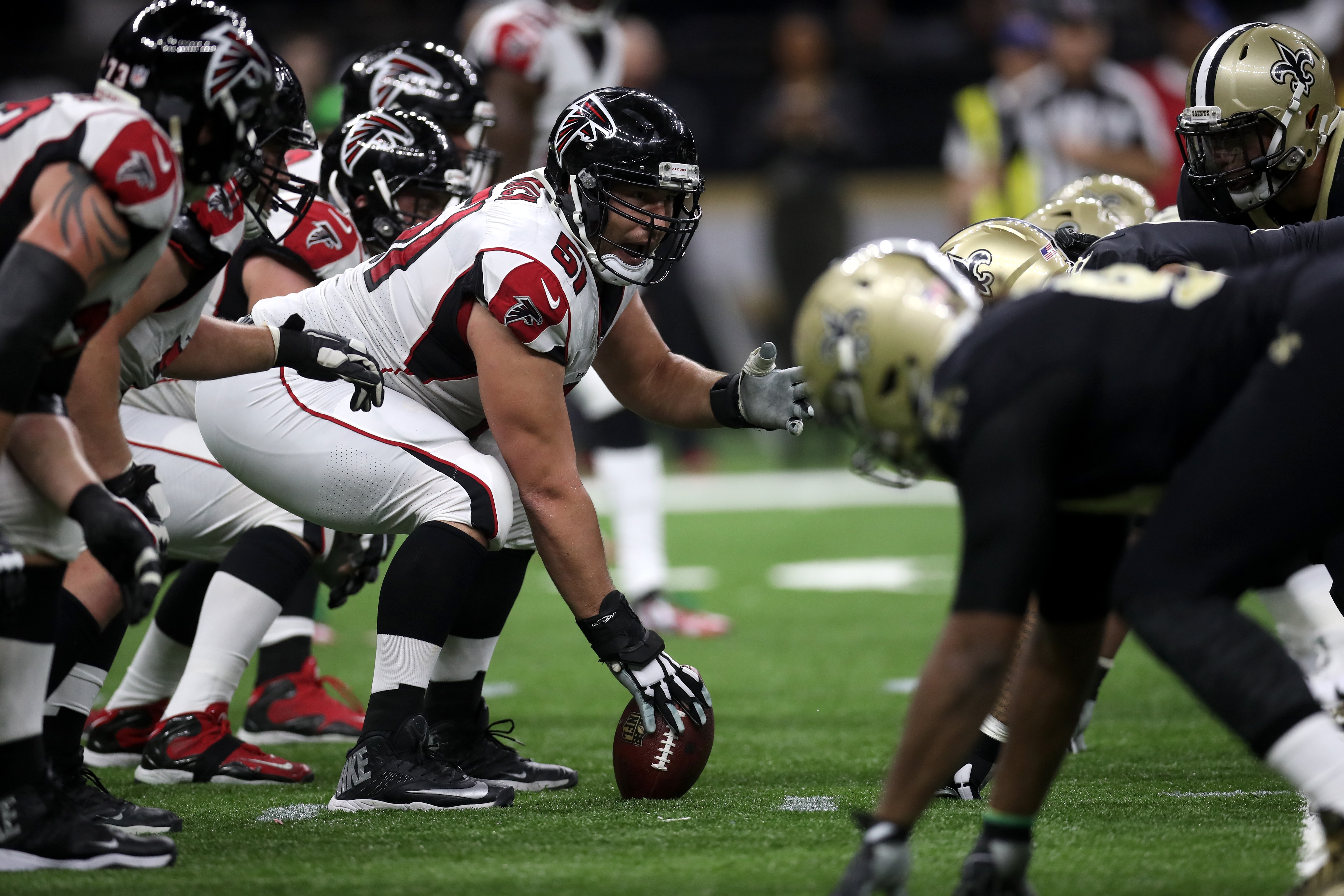 Atlanta Falcons vNew Orleans Saint