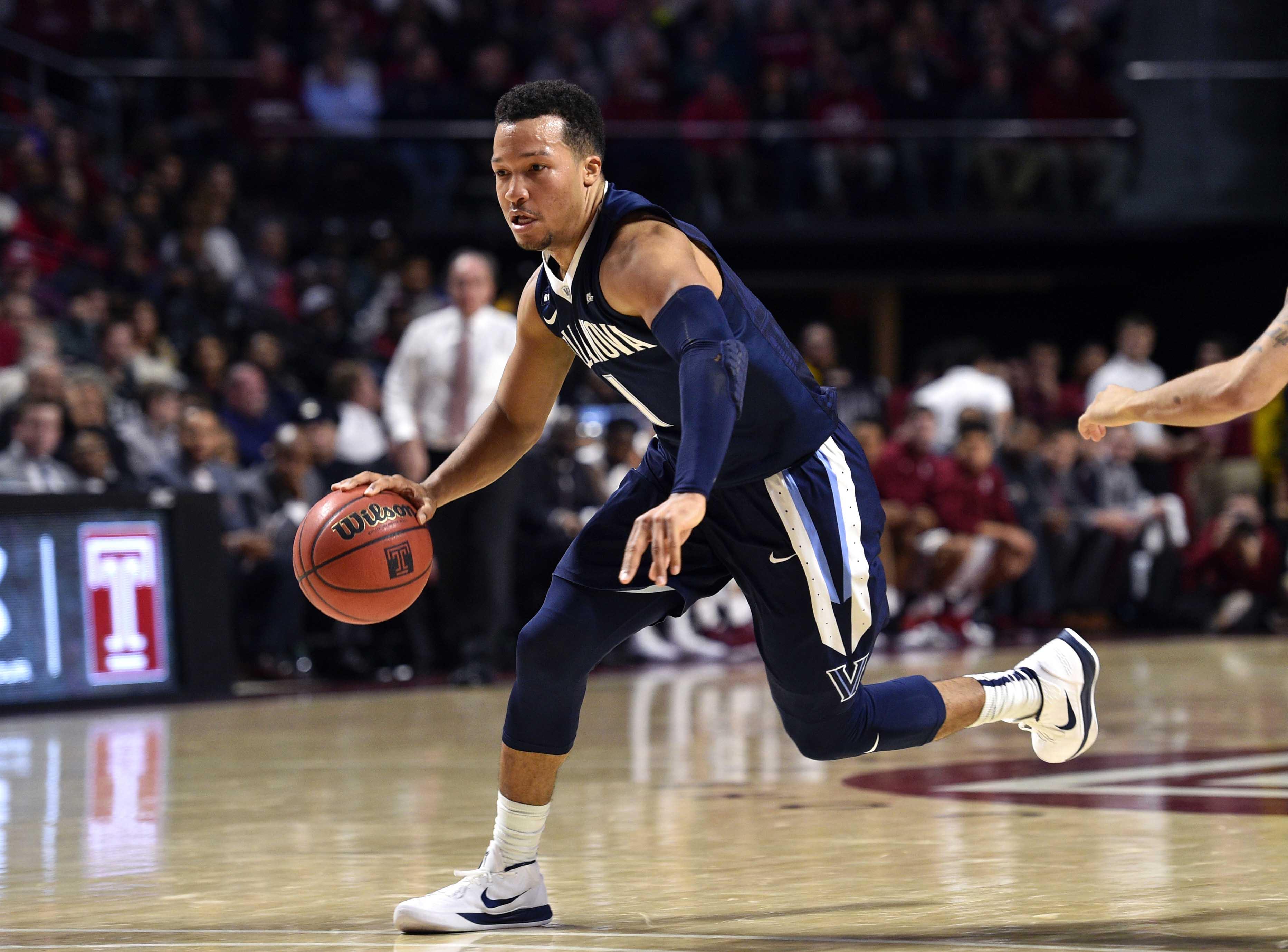 NCAA Basketball: Villanova at Temple