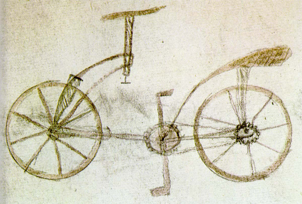 The History of Cycling in Fifty Bikes, by Tom Ambrose