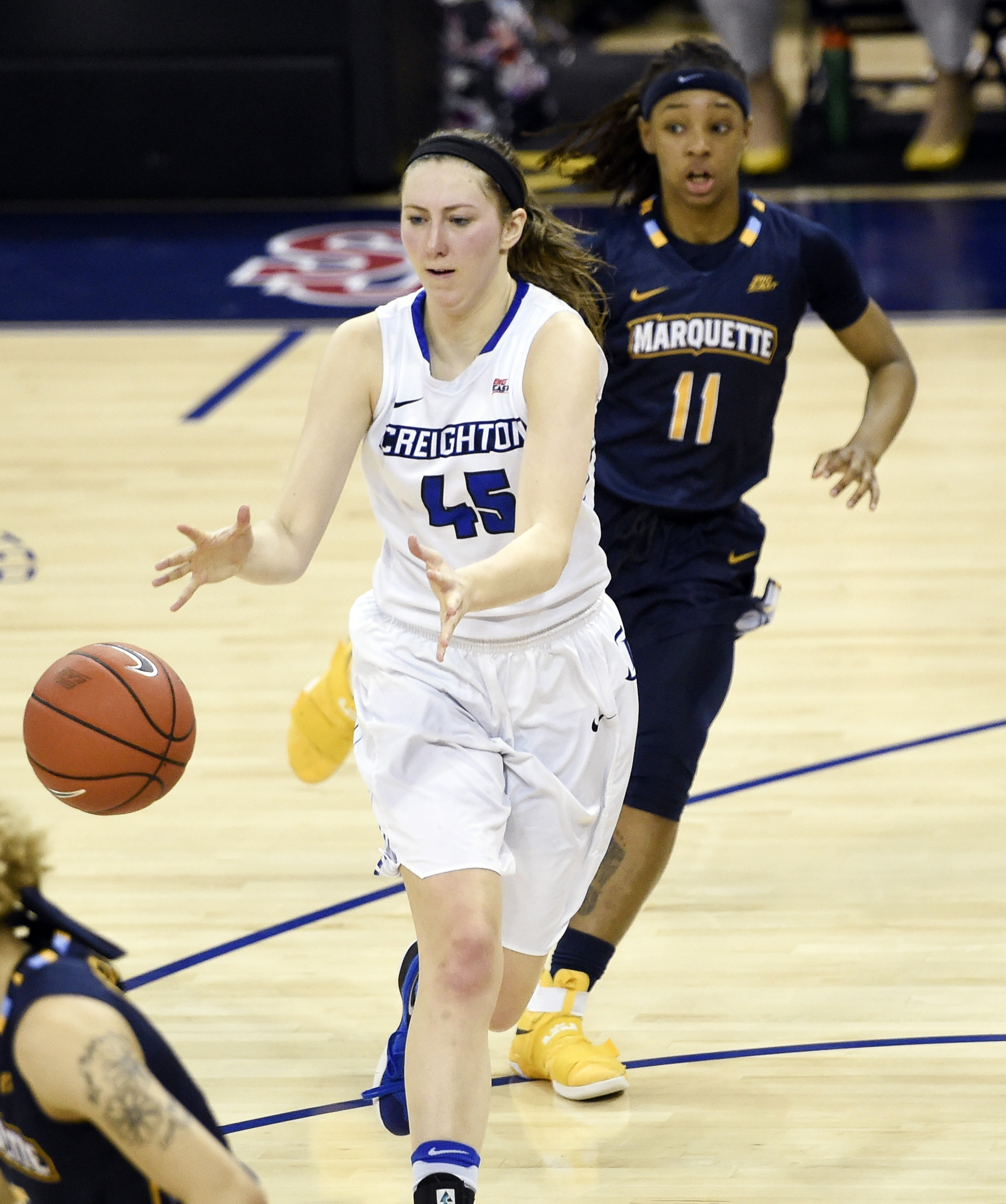 NCAA Womens Basketball: Big East Conference Tournament-Marquette vs Creighton