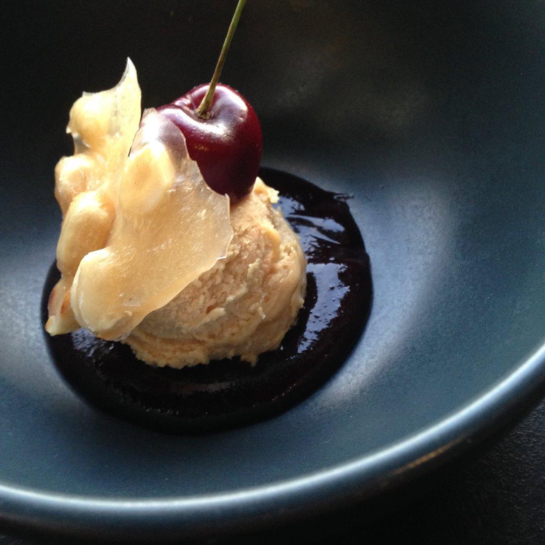 Foreign & Domestic's foie gras mousse
