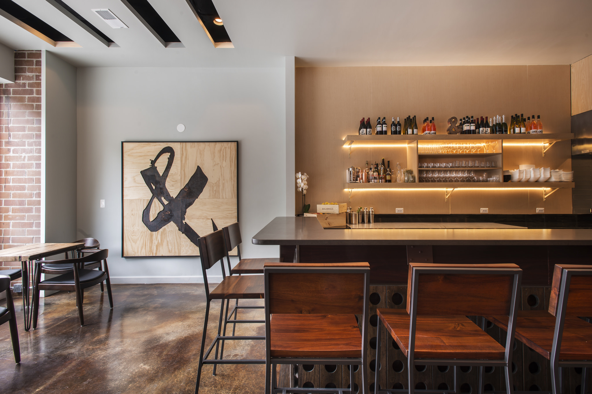 Get a Sneak Peek at Ampersand Wine Bar Before It Opens