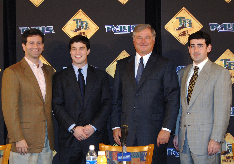 MLB - Tampa Bay Devil Rays Press Conference - November 3, 2005