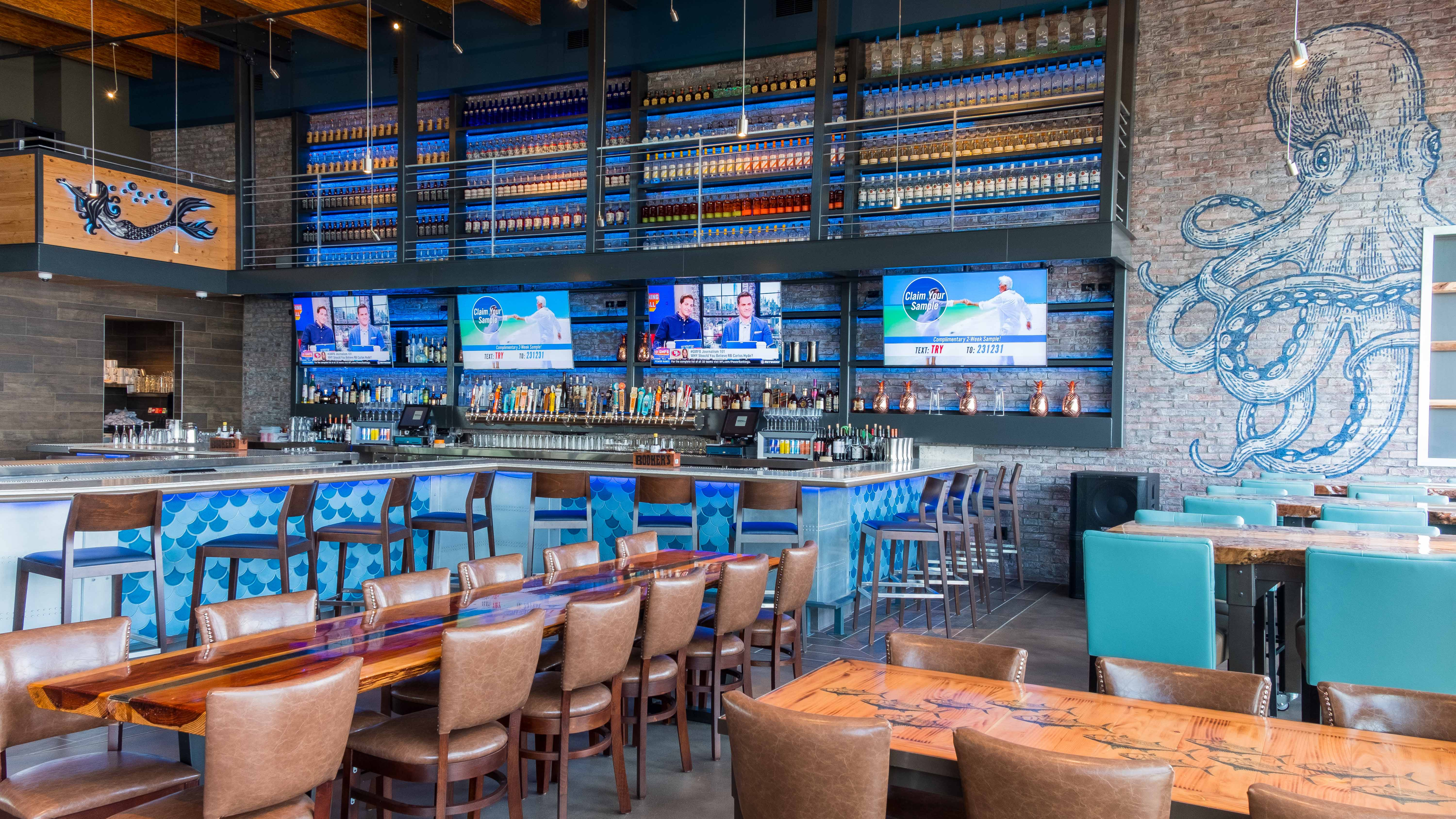 Ocean View Waterbar Lands on Pacific Beach Eater San Diego