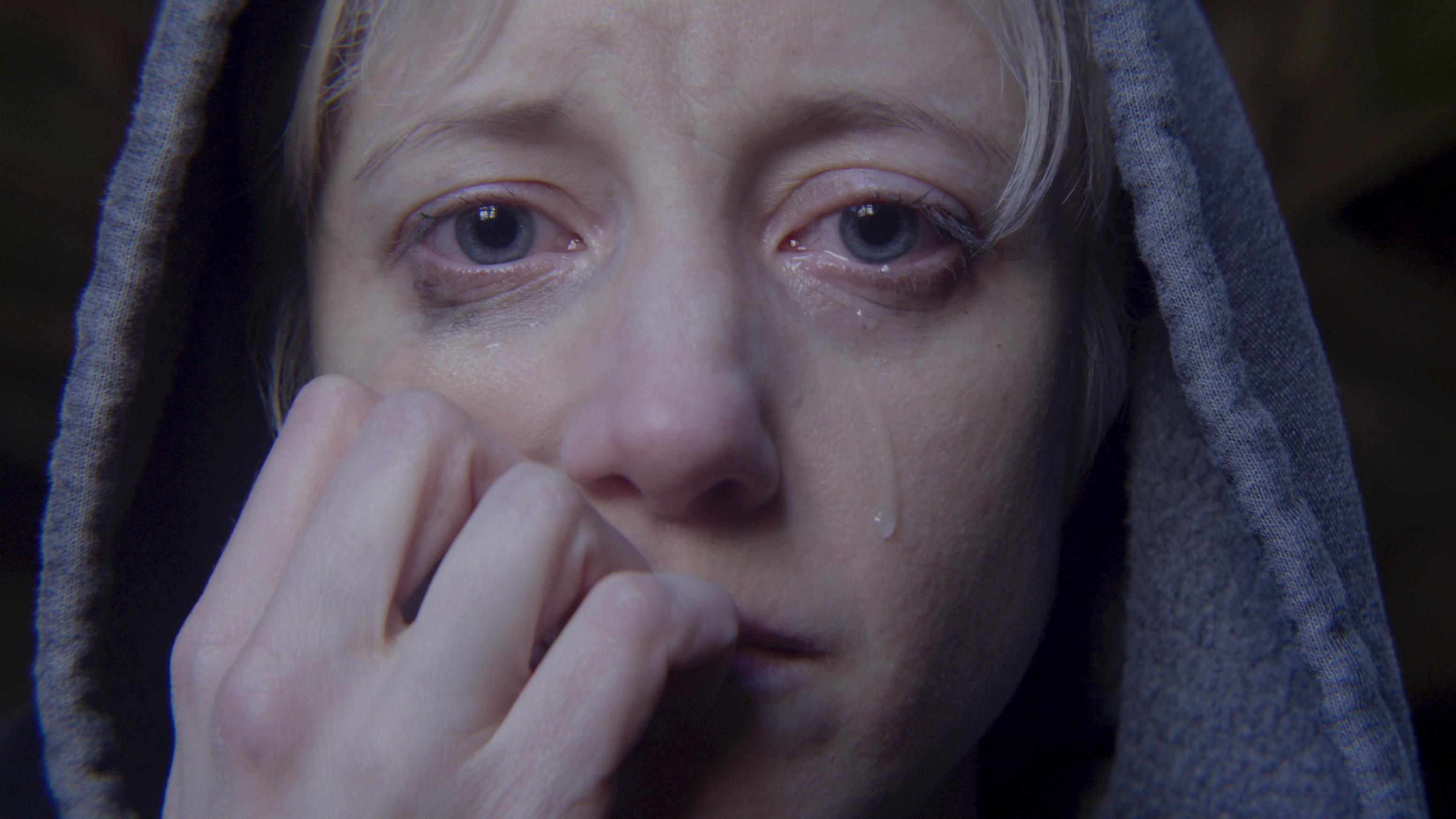 "Andrea Riseborough stars in ""Crocodile,"" the third episode of Black Mirror's fourth season"