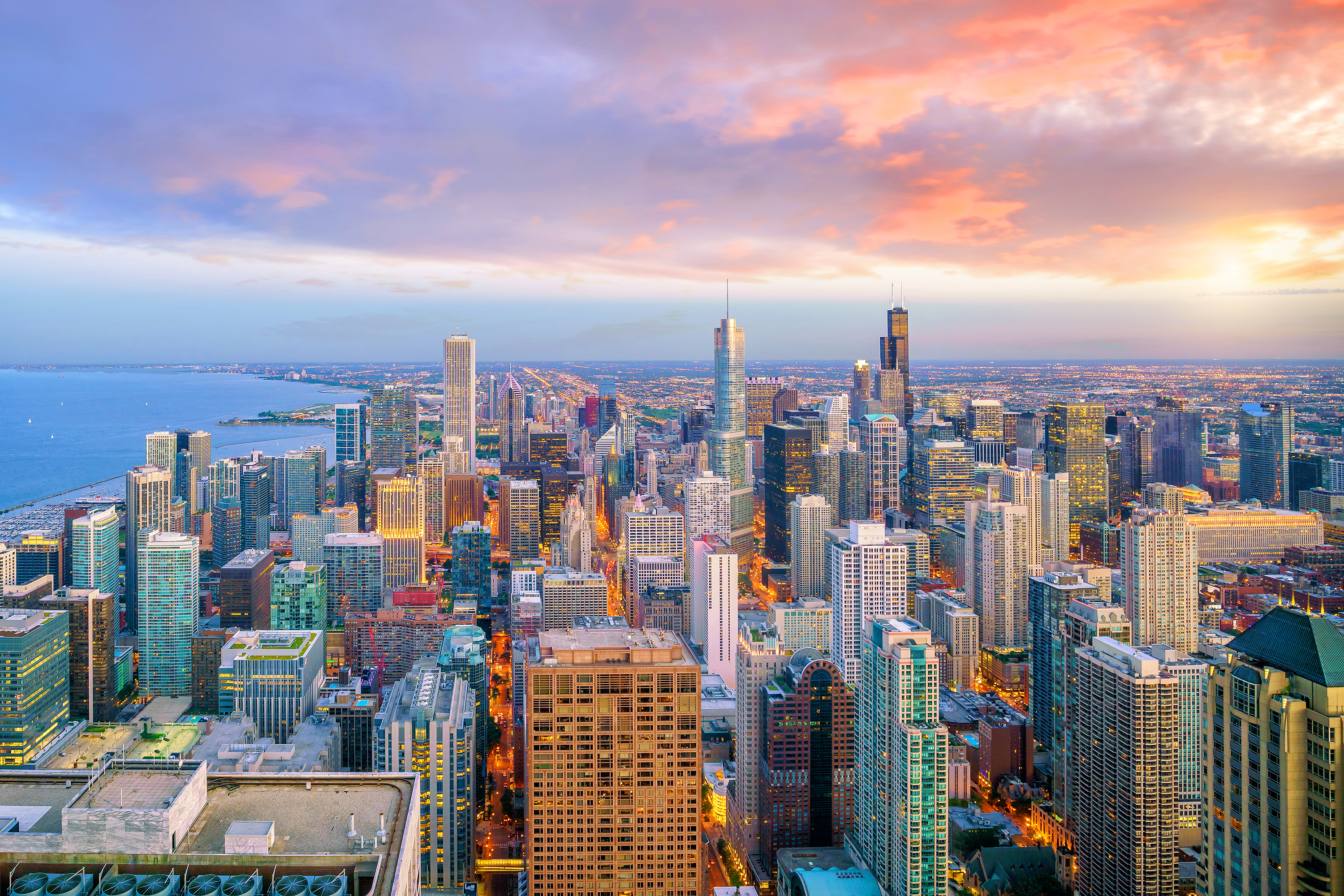 Chicago's high-rise boom makes 2017 a record year for development