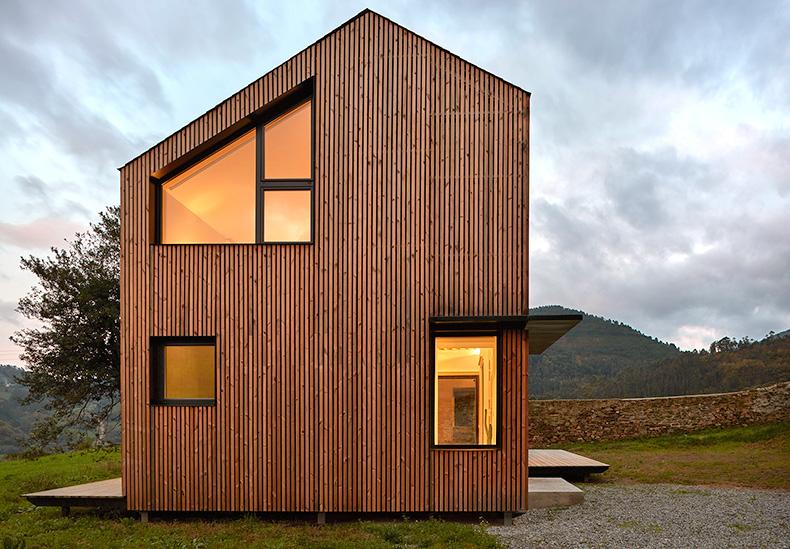 Prefab curbed - Modular wood homes ...