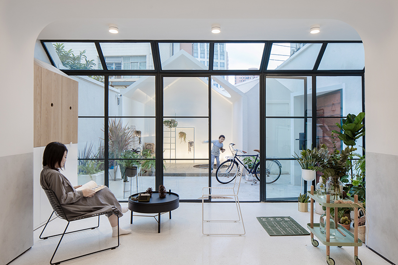 Ordinaire Playful Modern Home Created In Traditional U002740s Shanghai House