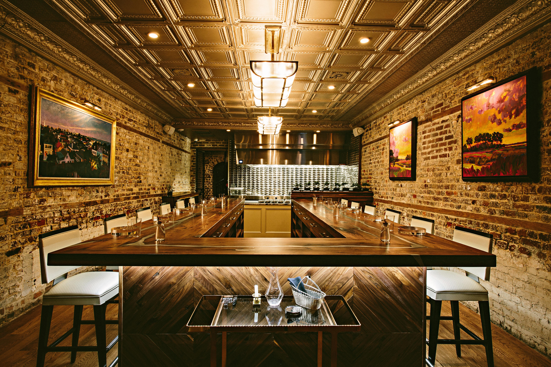 The Most Beautiful New Charleston Restaurants of 2017