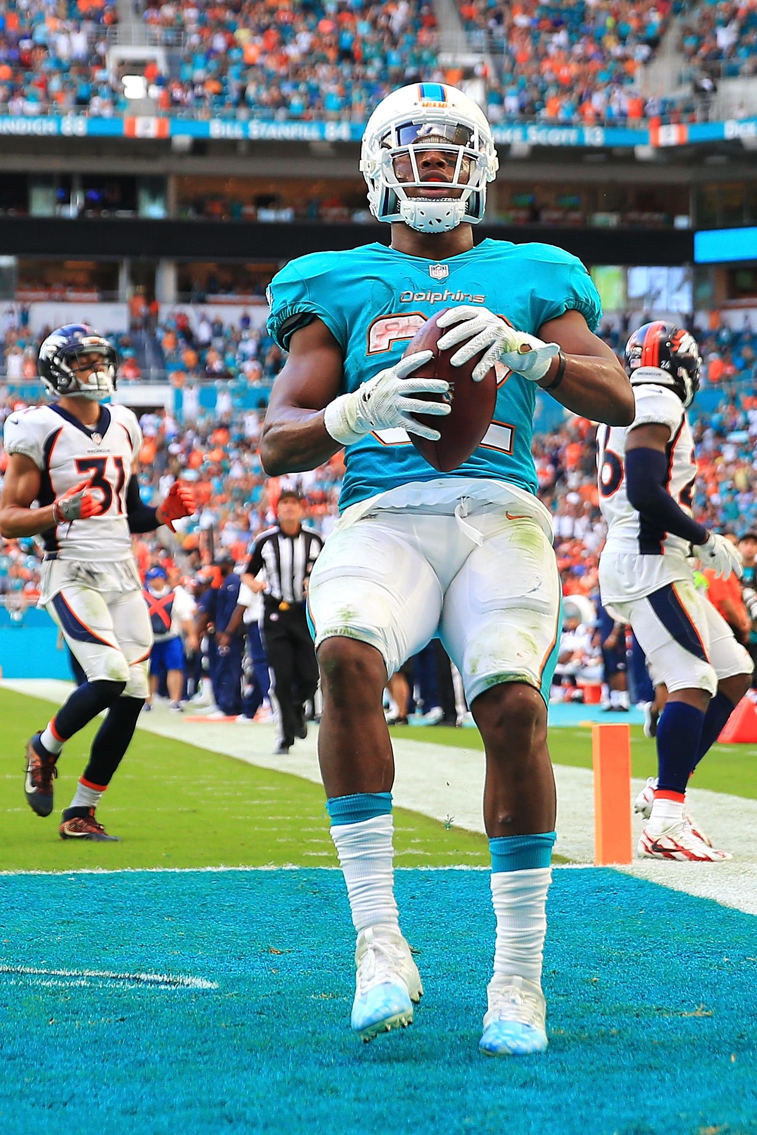Denver Broncos v Miami Dolphins
