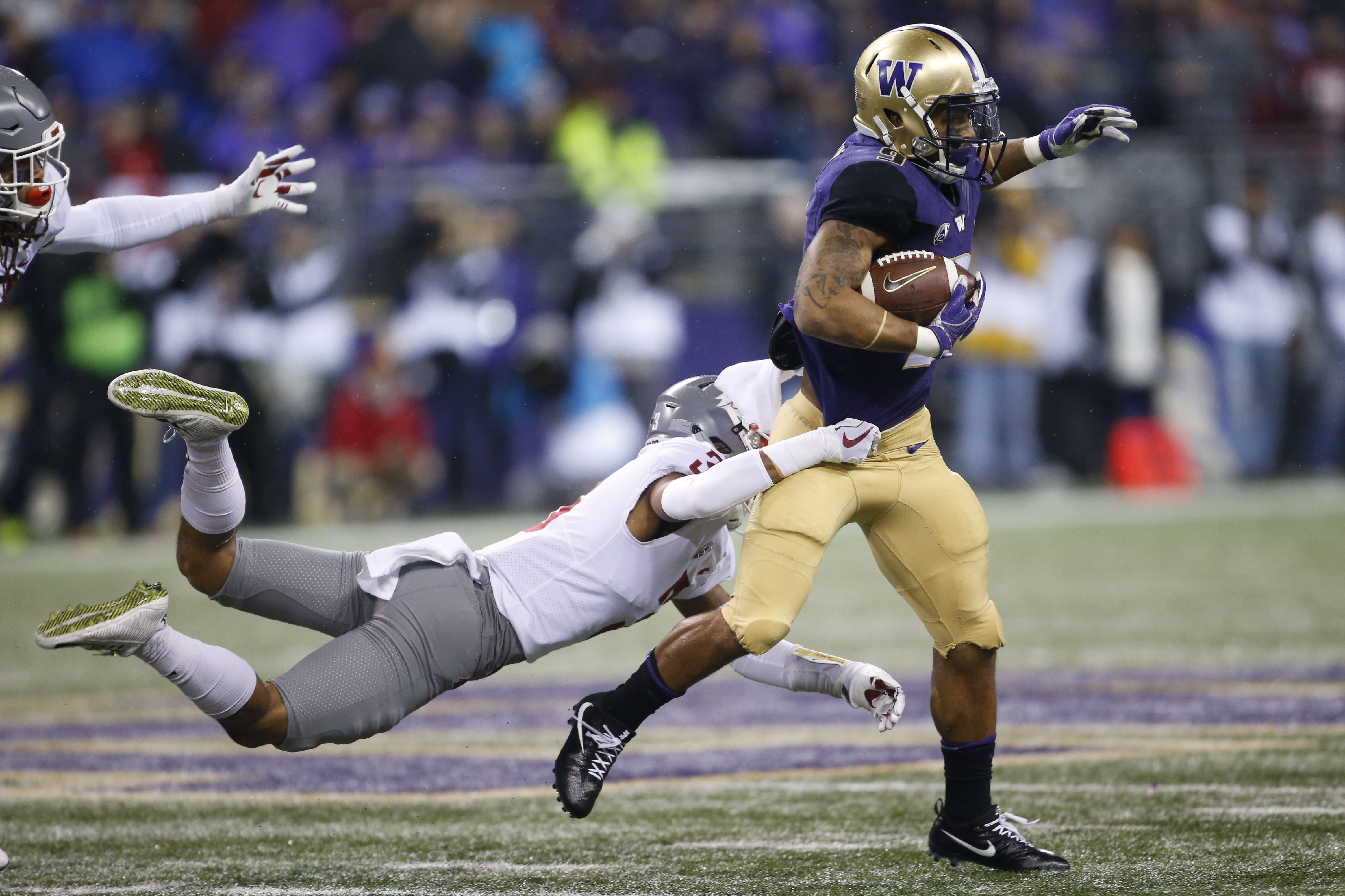 Washington's return to relevance the last couple of years has been a sight to see.