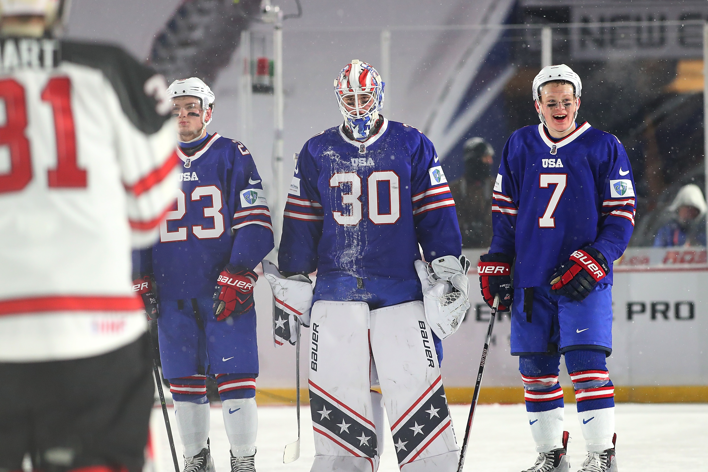 WJC: Team USA Has Seeding On The Line Against Finland