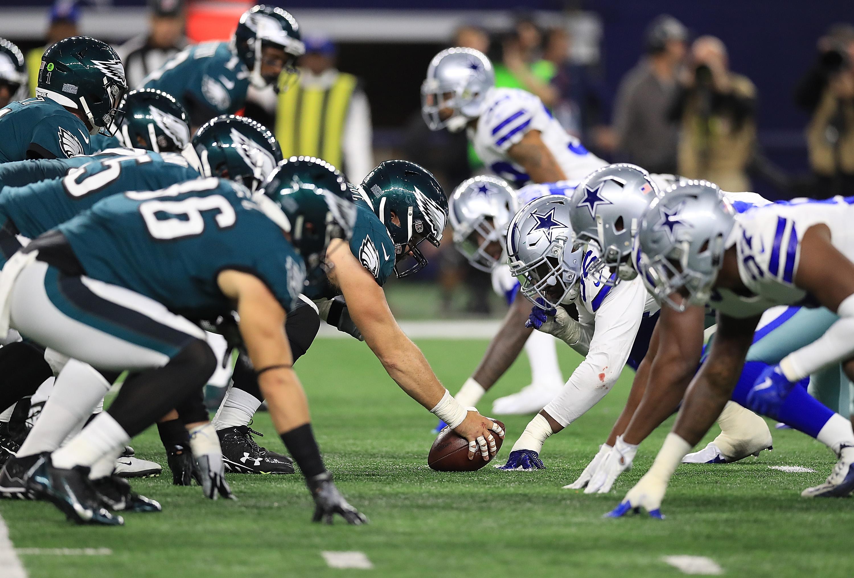 Philadelphia Eagles atDallas Cowboys