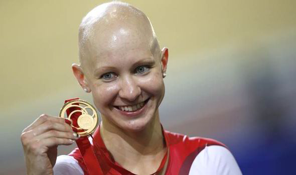 Joanna Rowsell Shand (Commonwealth Games, Glasgow)
