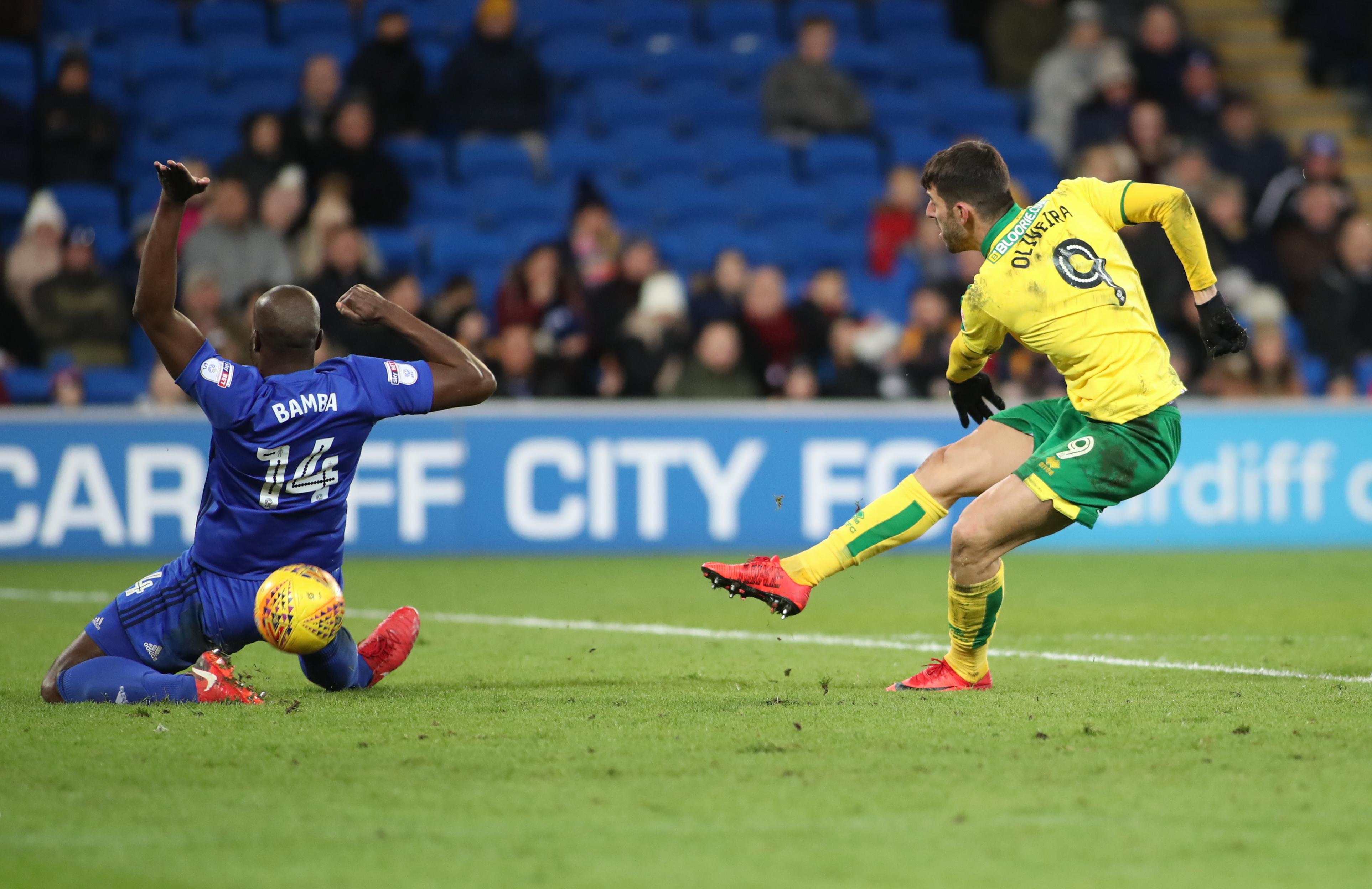2017 EFL Championship Cardiff City v Norwich City Dec 1st