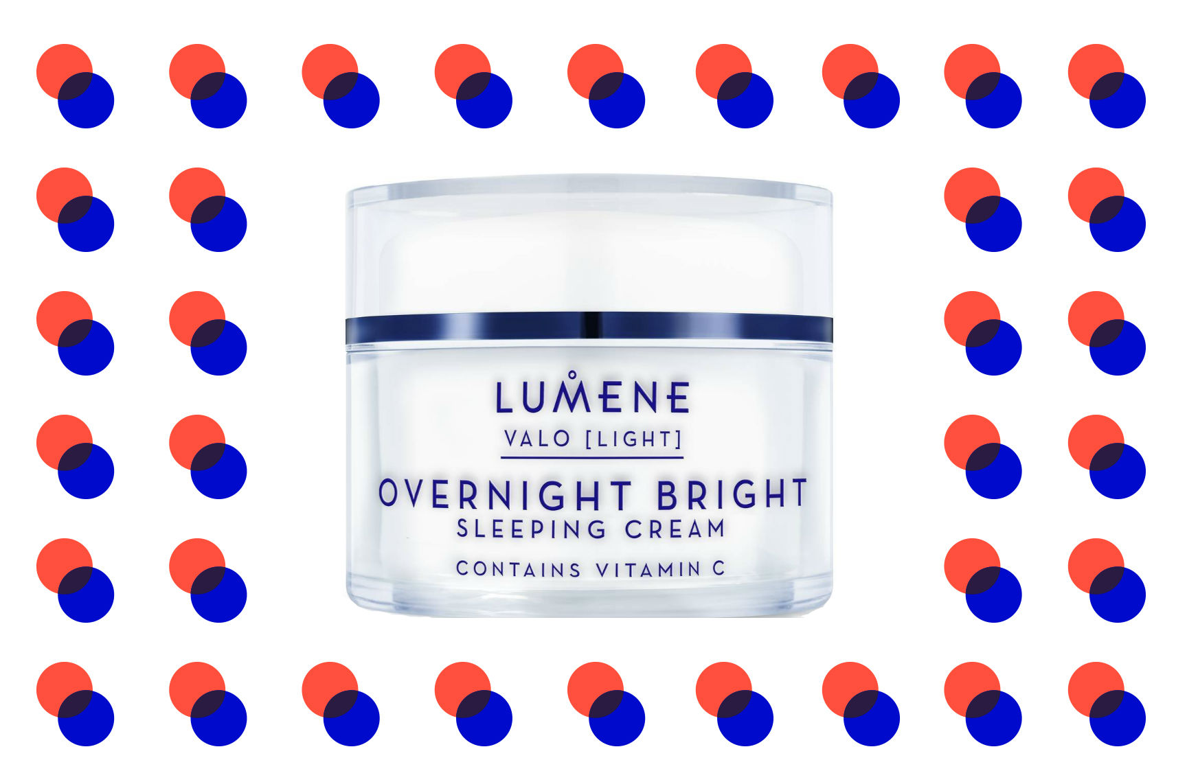 Lumene Overnight Bright Sleeping Cream