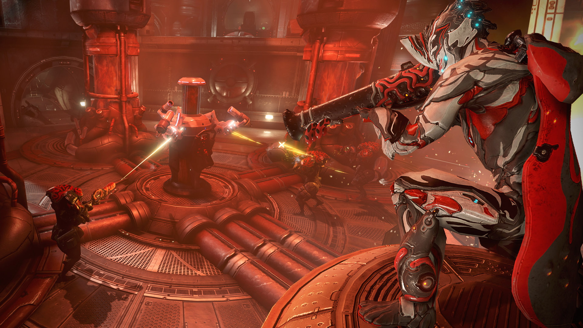 How Warframe built an ethical free-to-play economy