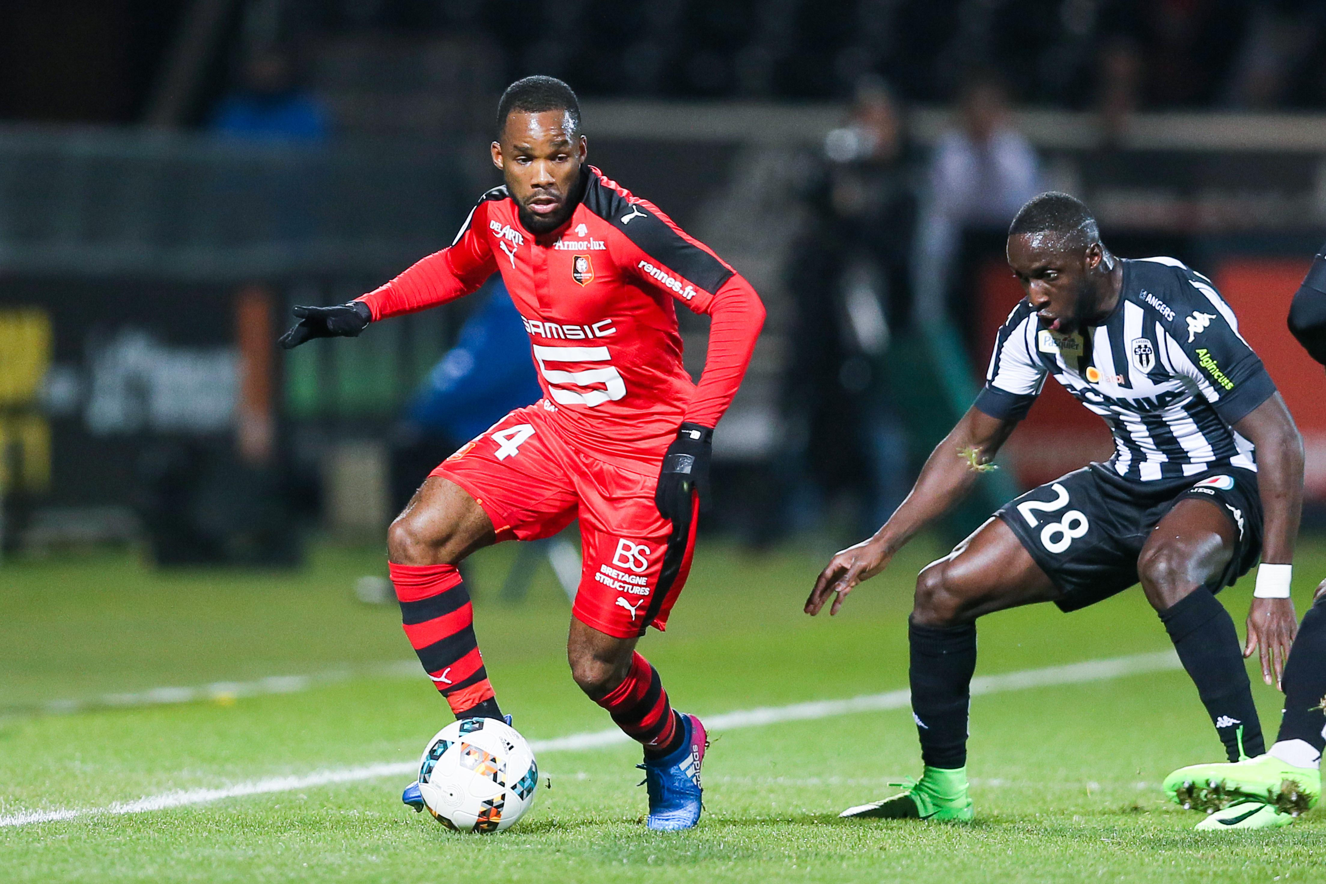 Angers SCO v Stade Rennes - Ligue 1