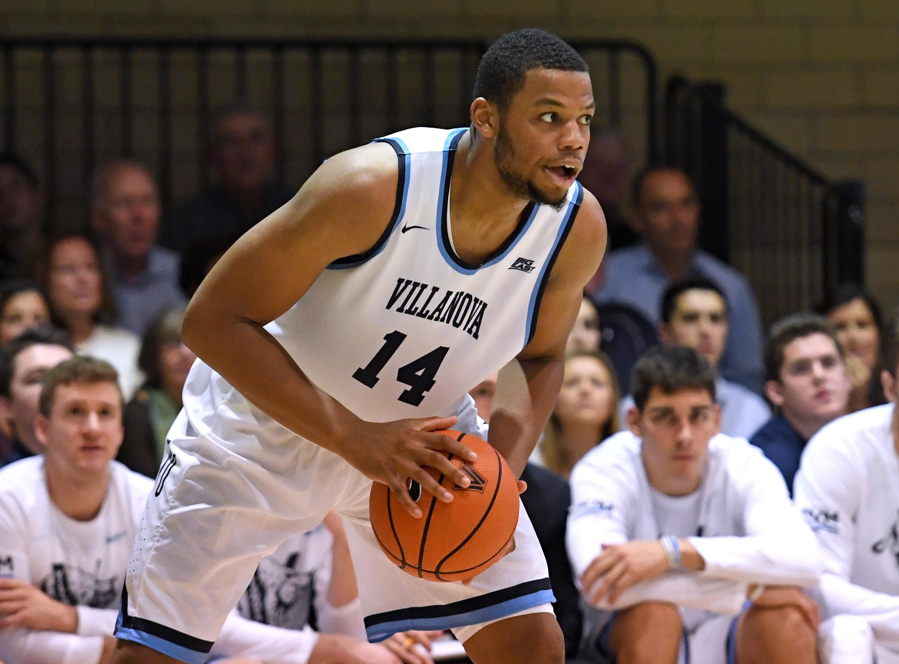 NCAA Basketball: Pennsylvania at Villanova