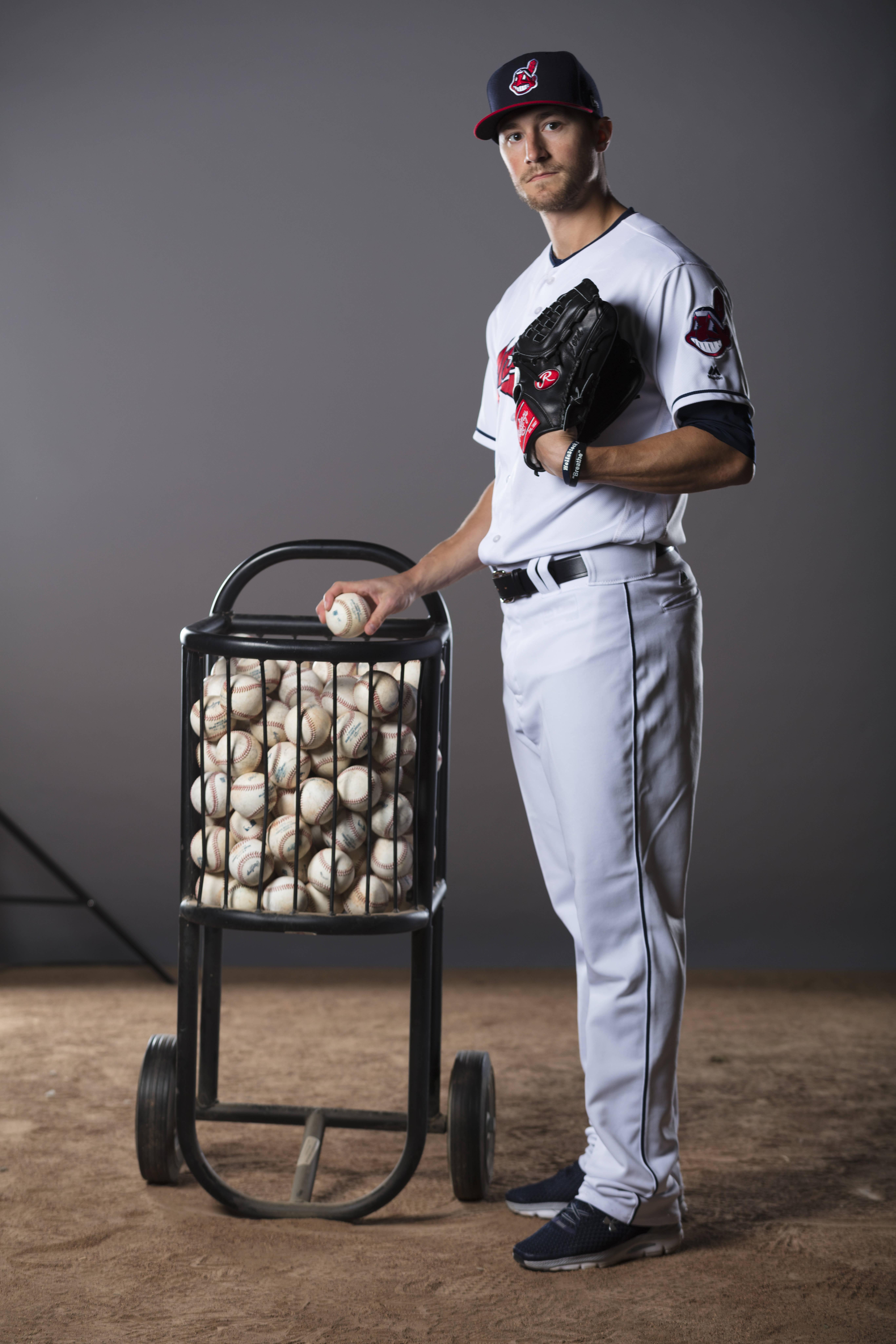 MLB: FEB 24 Cleveland Indians Photo Day