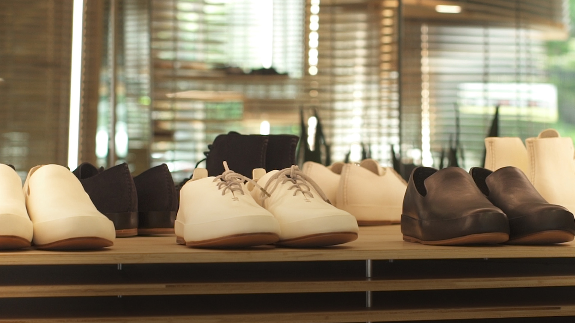 The Feit shoe store in NYC