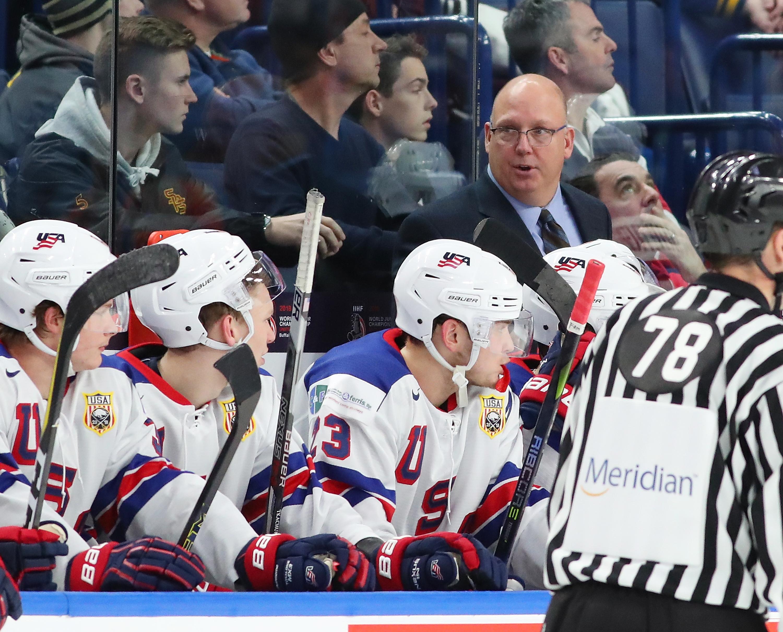 United States v Finland - 2018 IIHF World Junior Championship