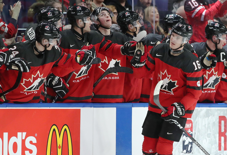 Canada v Finland - 2018 IIHF World Junior Championship