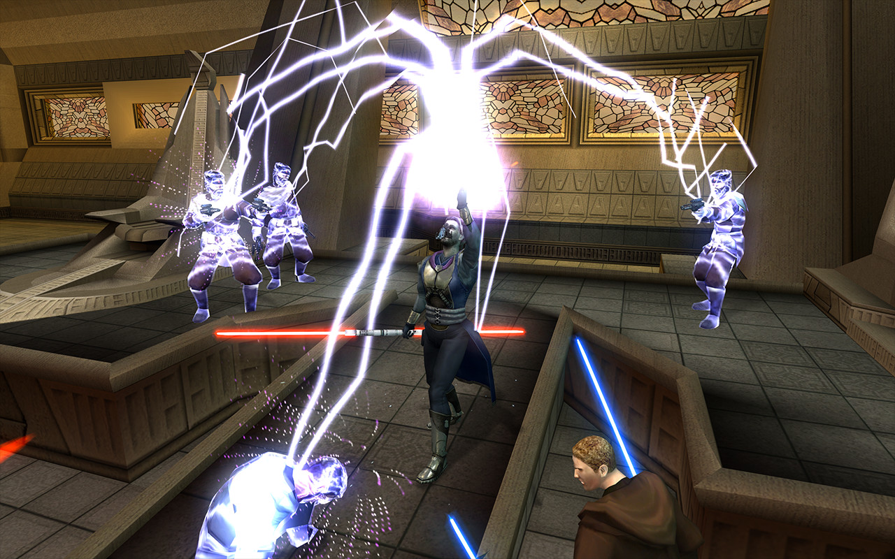 Knights of the Old Republic 2 beat The Last Jedi to its best lesson