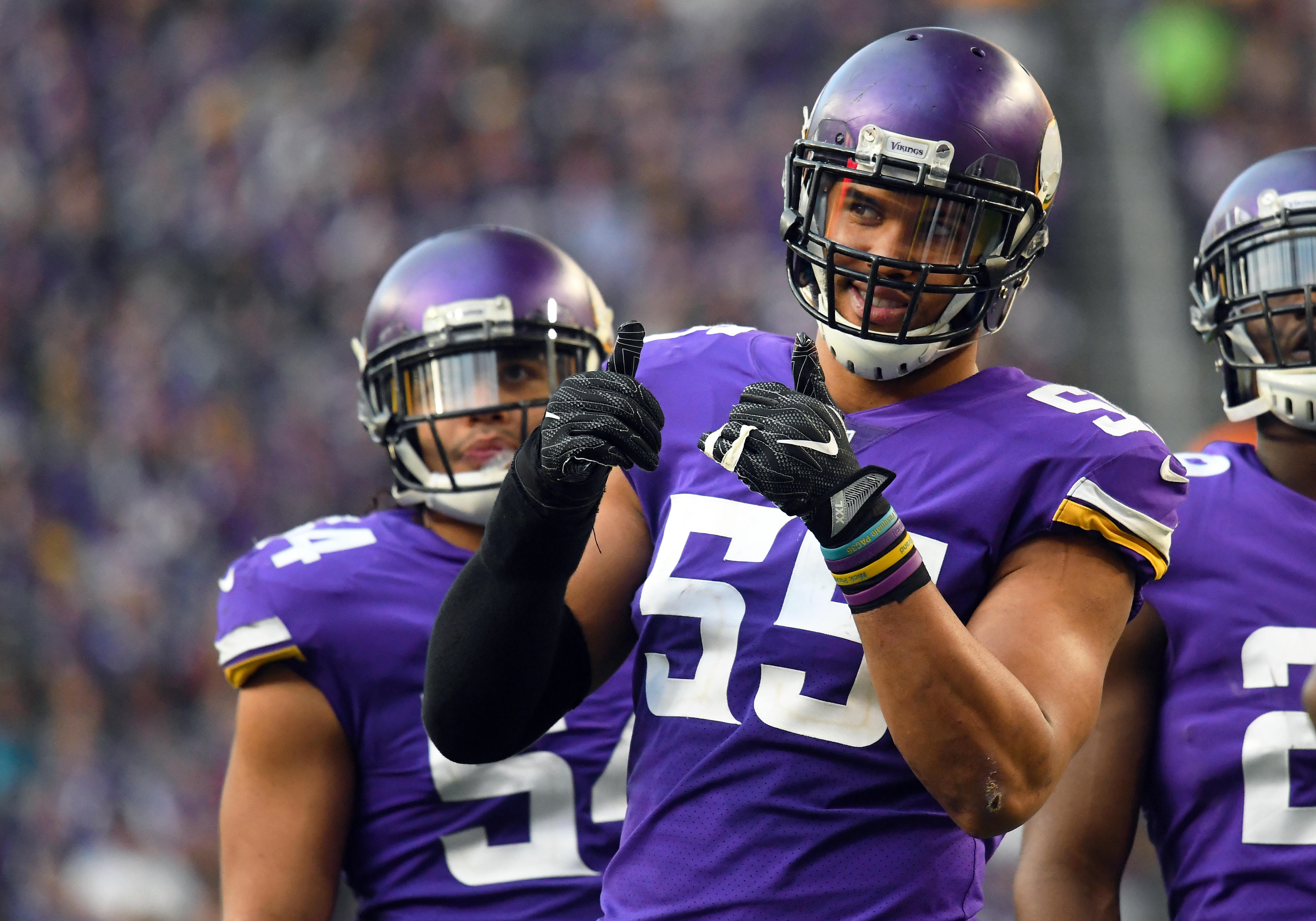 NFL: DEC 31 Bears at Vikings